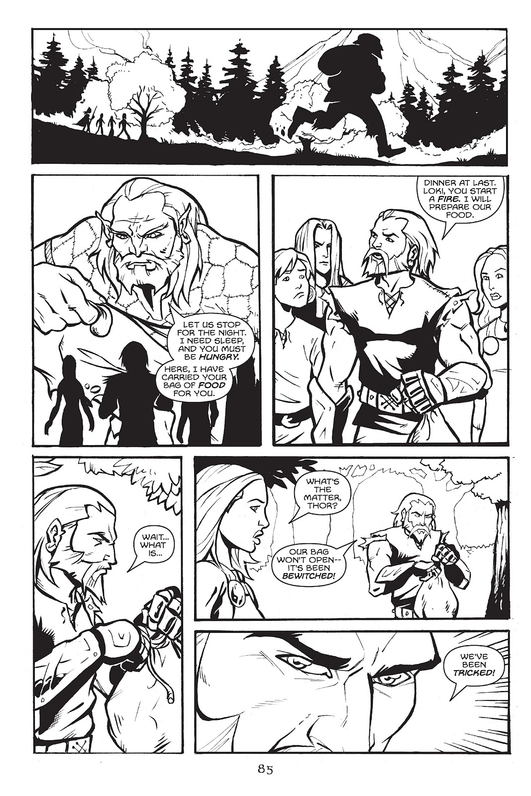 Read online Gods of Asgard comic -  Issue # TPB (Part 1) - 86