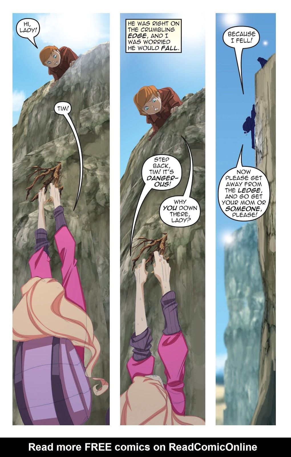 Read online Nancy Drew comic -  Issue #19 - 41