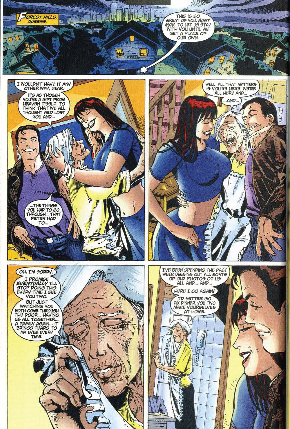 The Amazing Spider-Man (1999) _Annual_3 Page 9