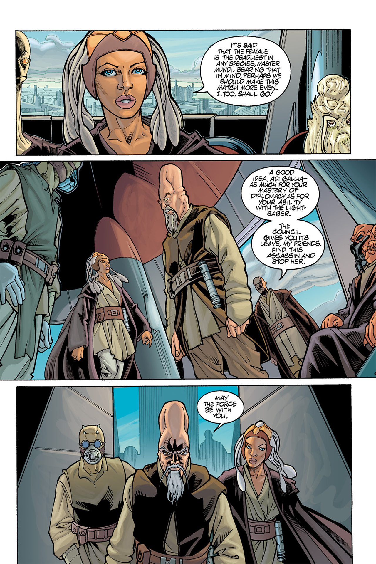Read online Star Wars Omnibus comic -  Issue # Vol. 10 - 57
