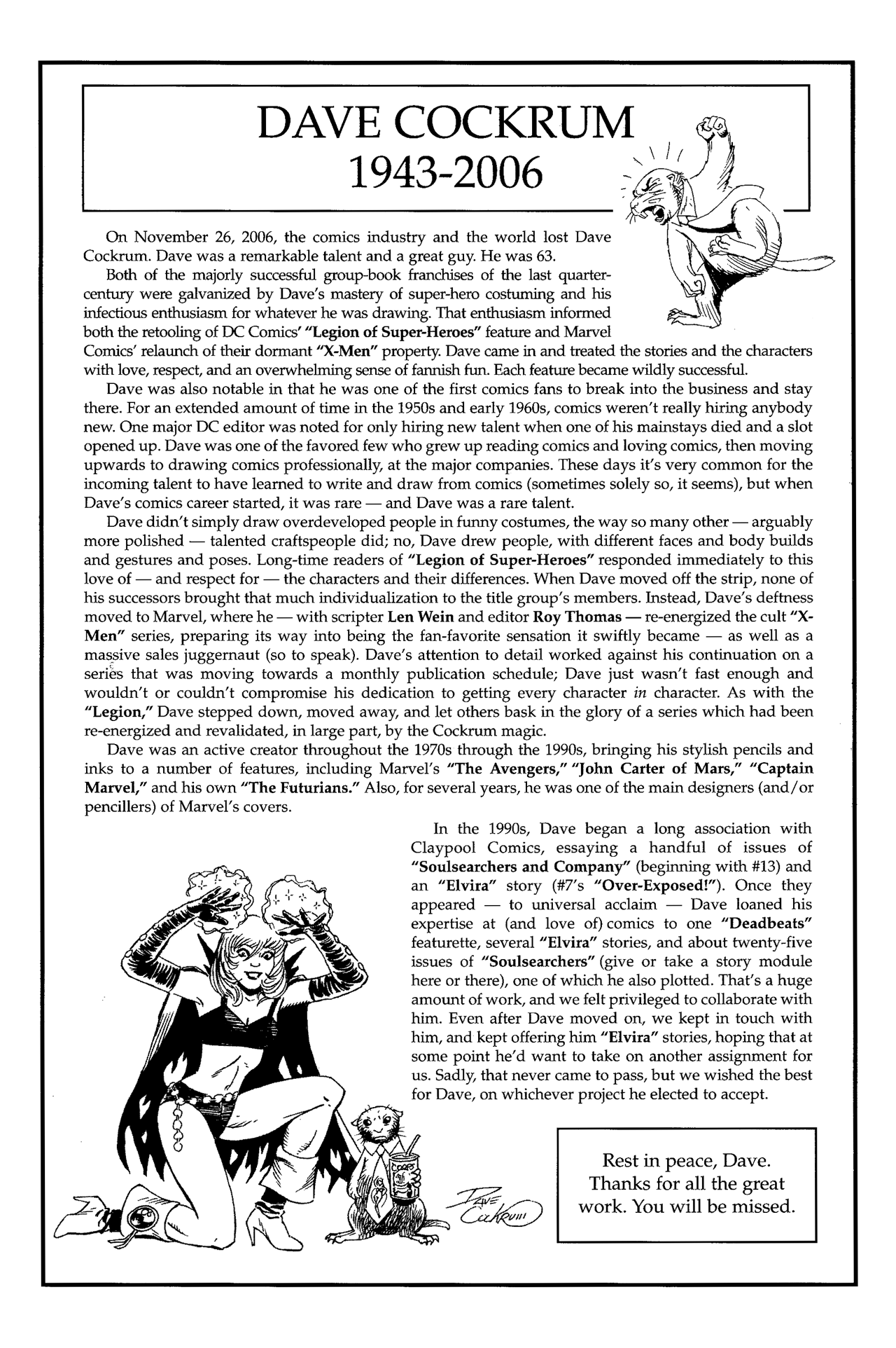 Soulsearchers and Company issue 82 - Page 35