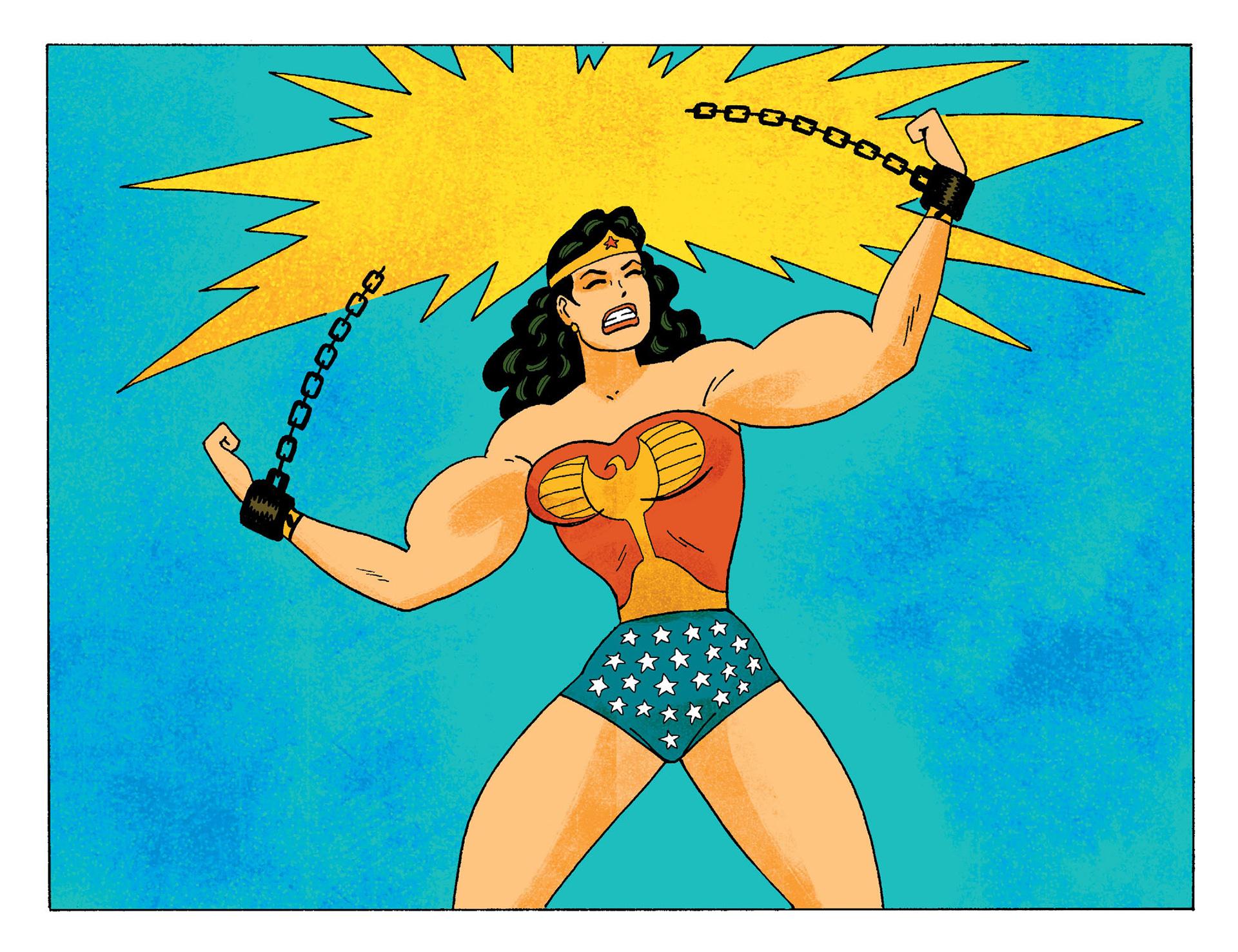 Read online Sensation Comics Featuring Wonder Woman comic -  Issue #14 - 4