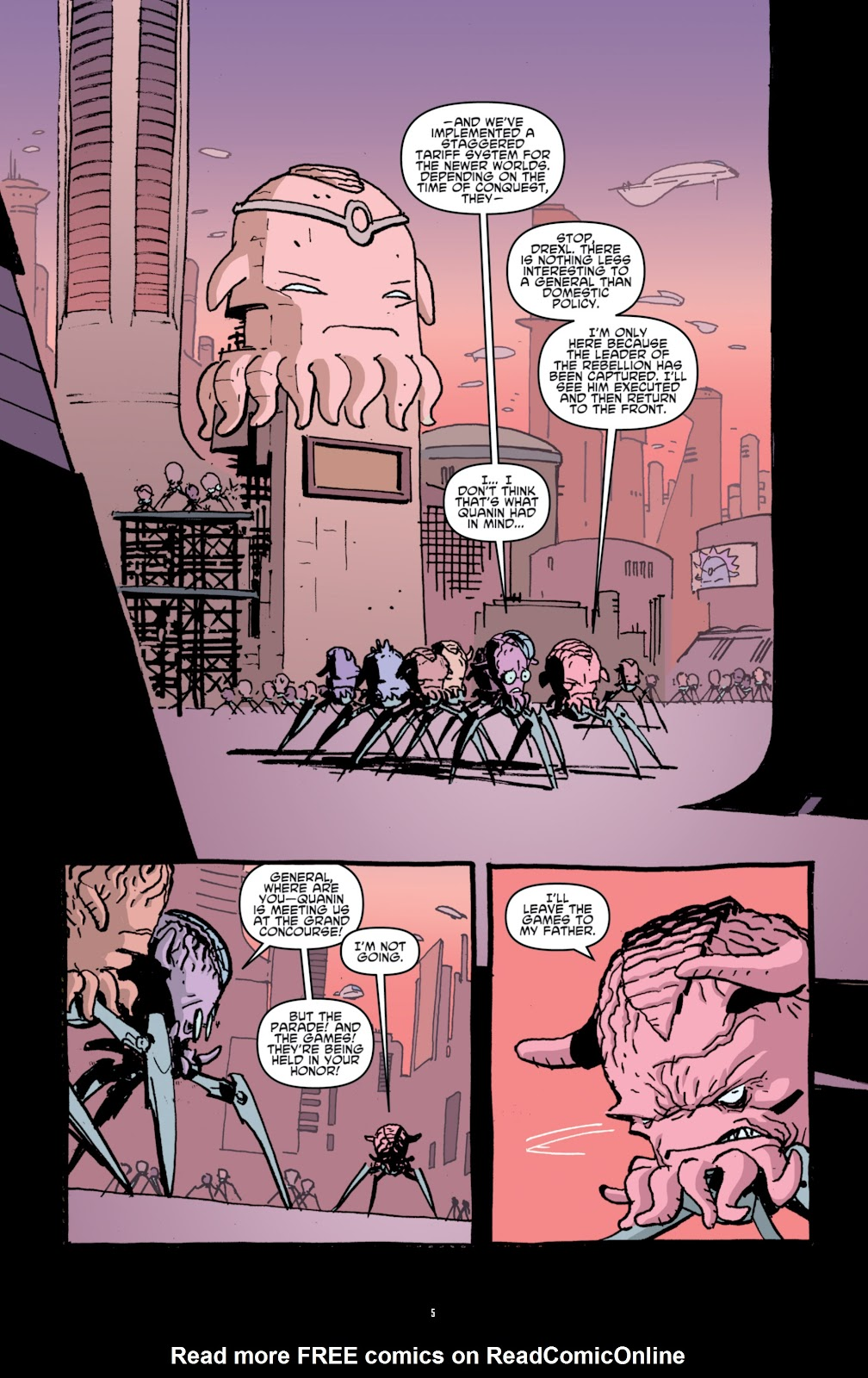 Read online Teenage Mutant Ninja Turtles: The IDW Collection comic -  Issue # TPB 4 (Part 1) - 80