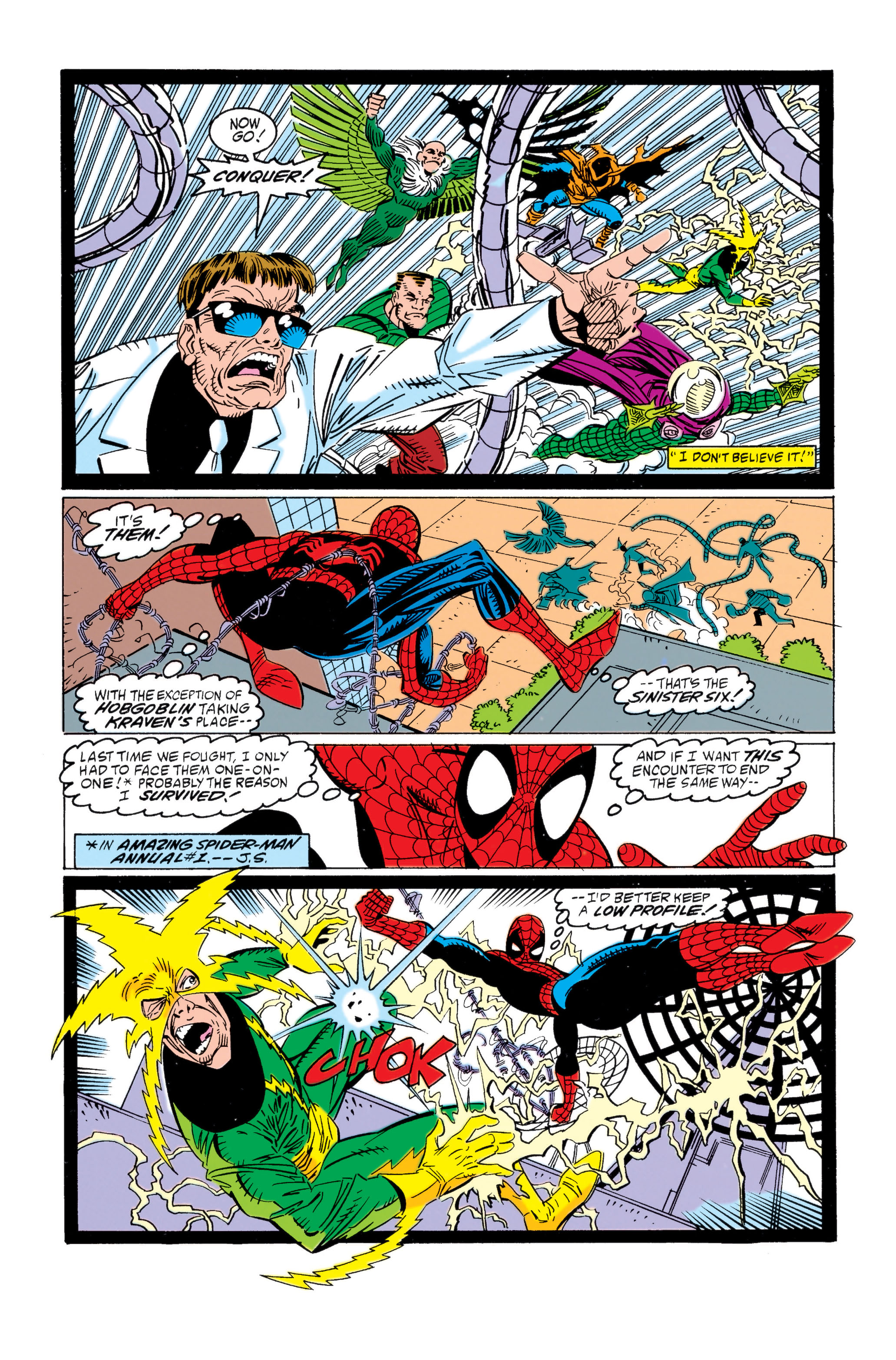 The Amazing Spider-Man (1963) 338 Page 14