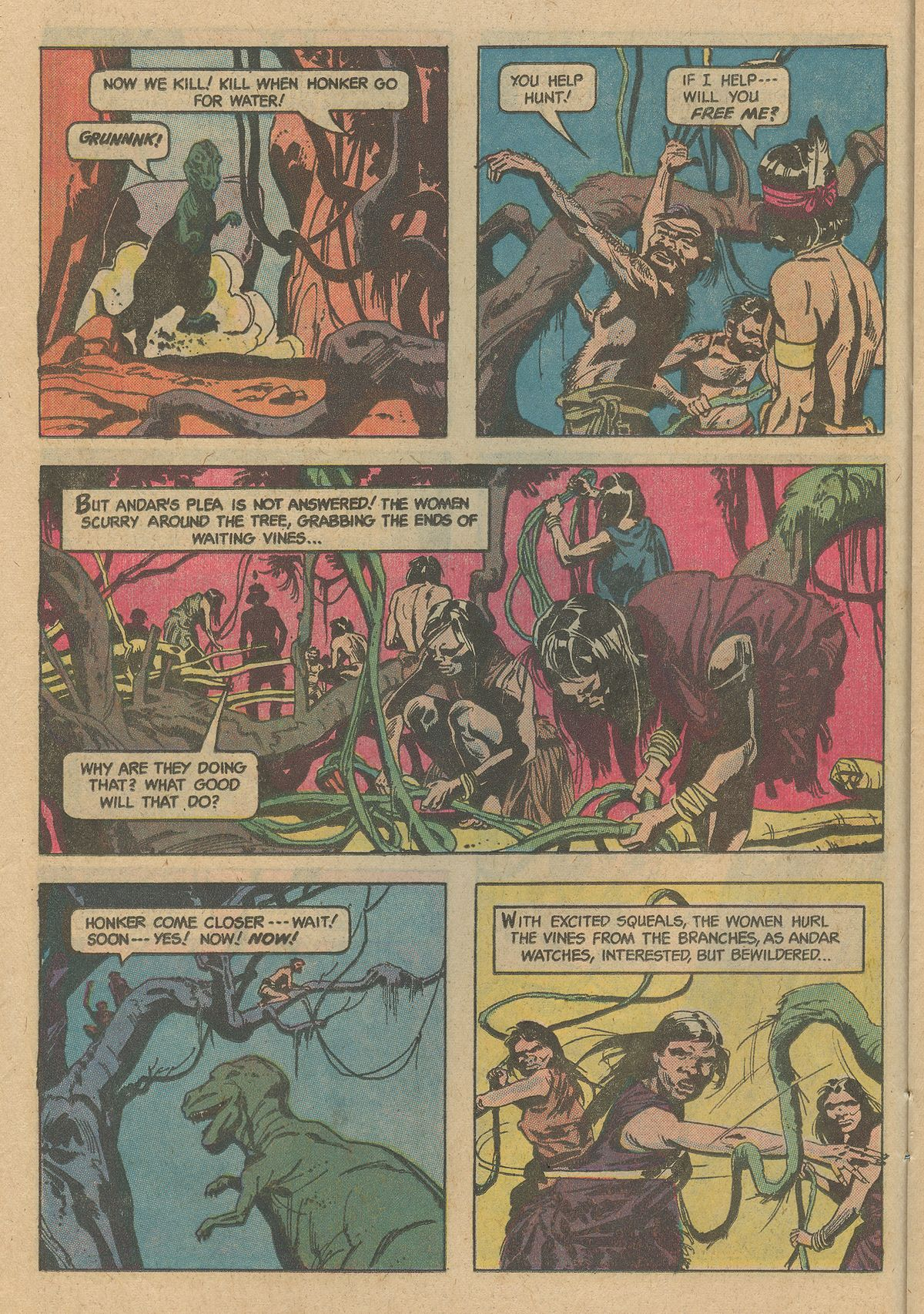 Read online Turok, Son of Stone comic -  Issue #128 - 14