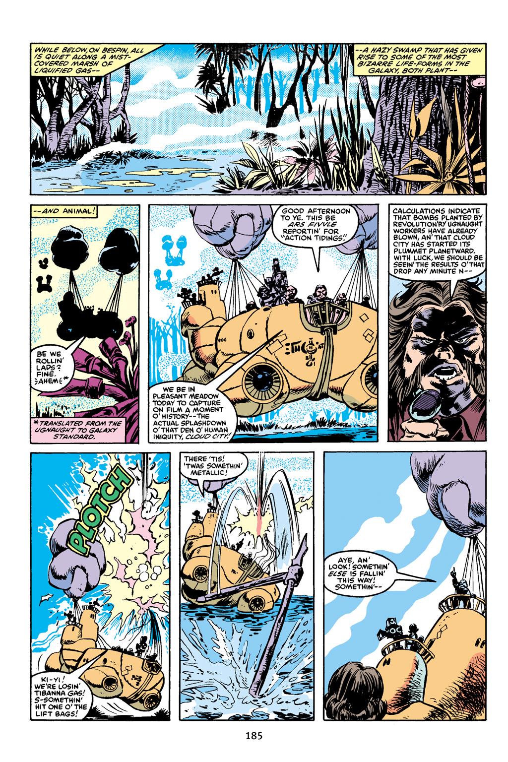 Read online Star Wars Omnibus comic -  Issue # Vol. 16 - 183