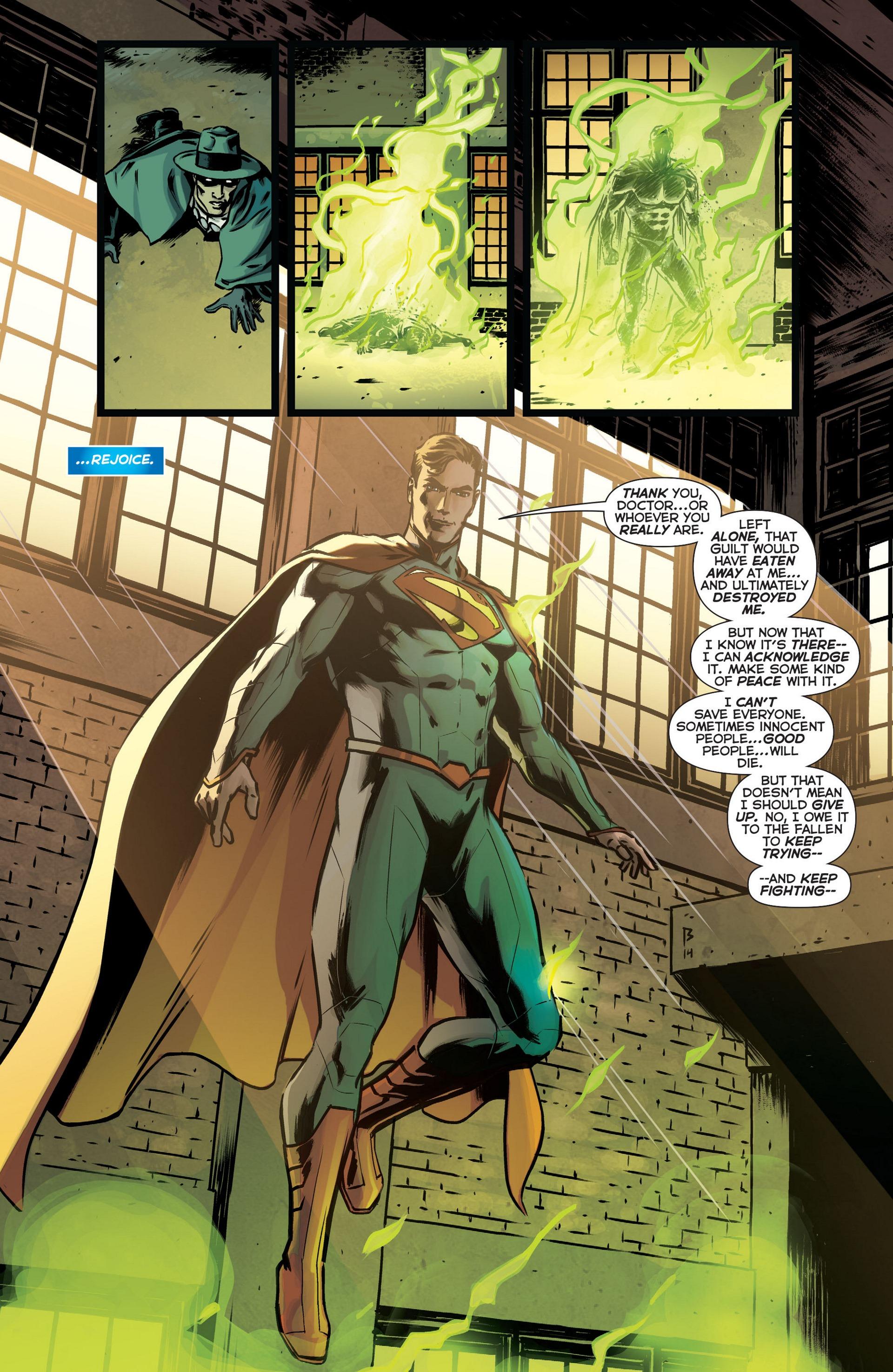 Read online Trinity of Sin: The Phantom Stranger comic -  Issue #18 - 16