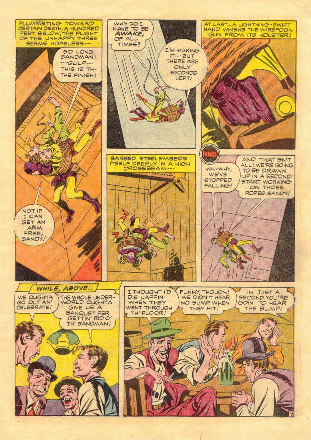 Read online Adventure Comics (1938) comic -  Issue #87 - 11