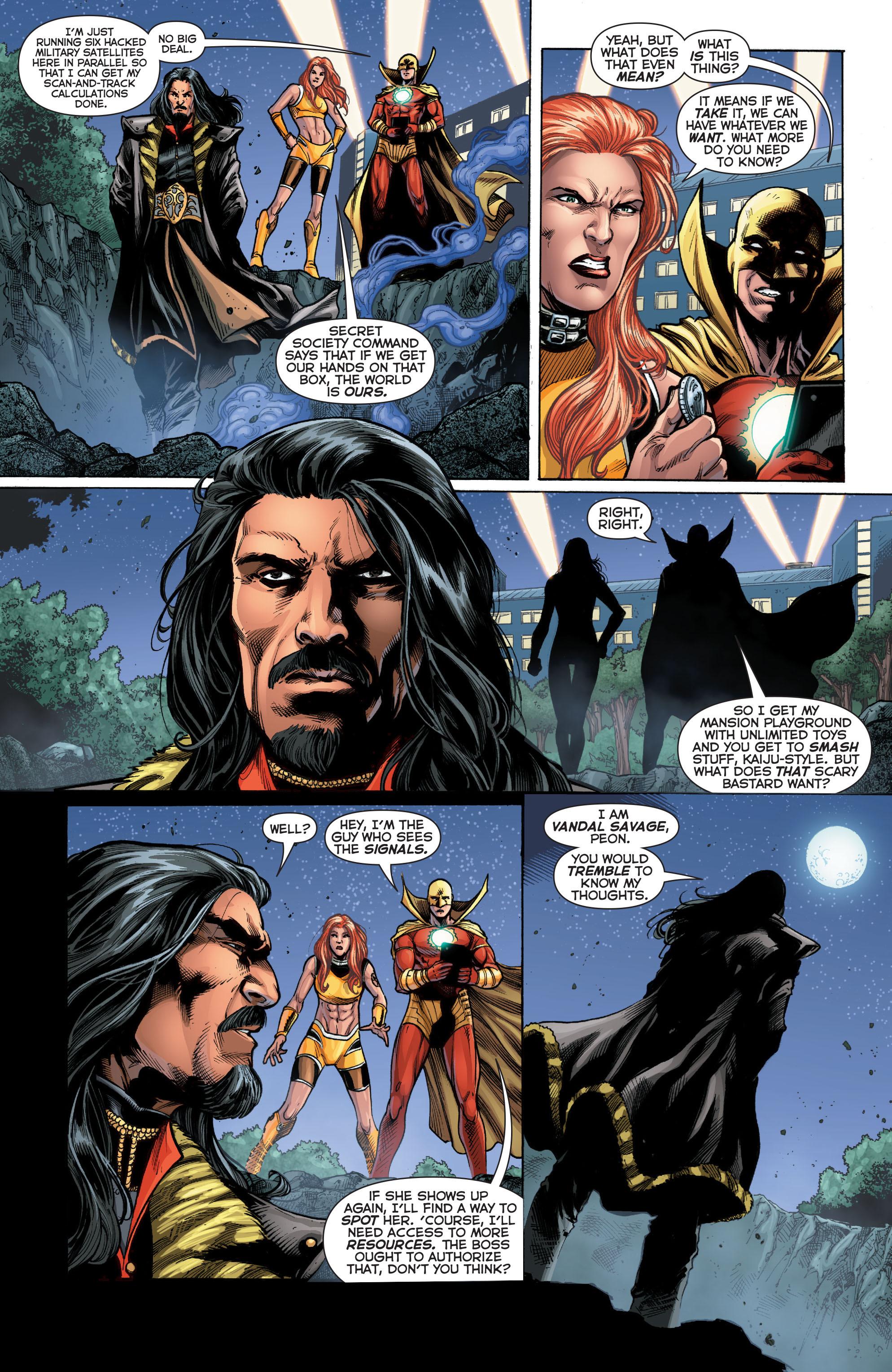 Read online Trinity of Sin: Pandora comic -  Issue #2 - 6