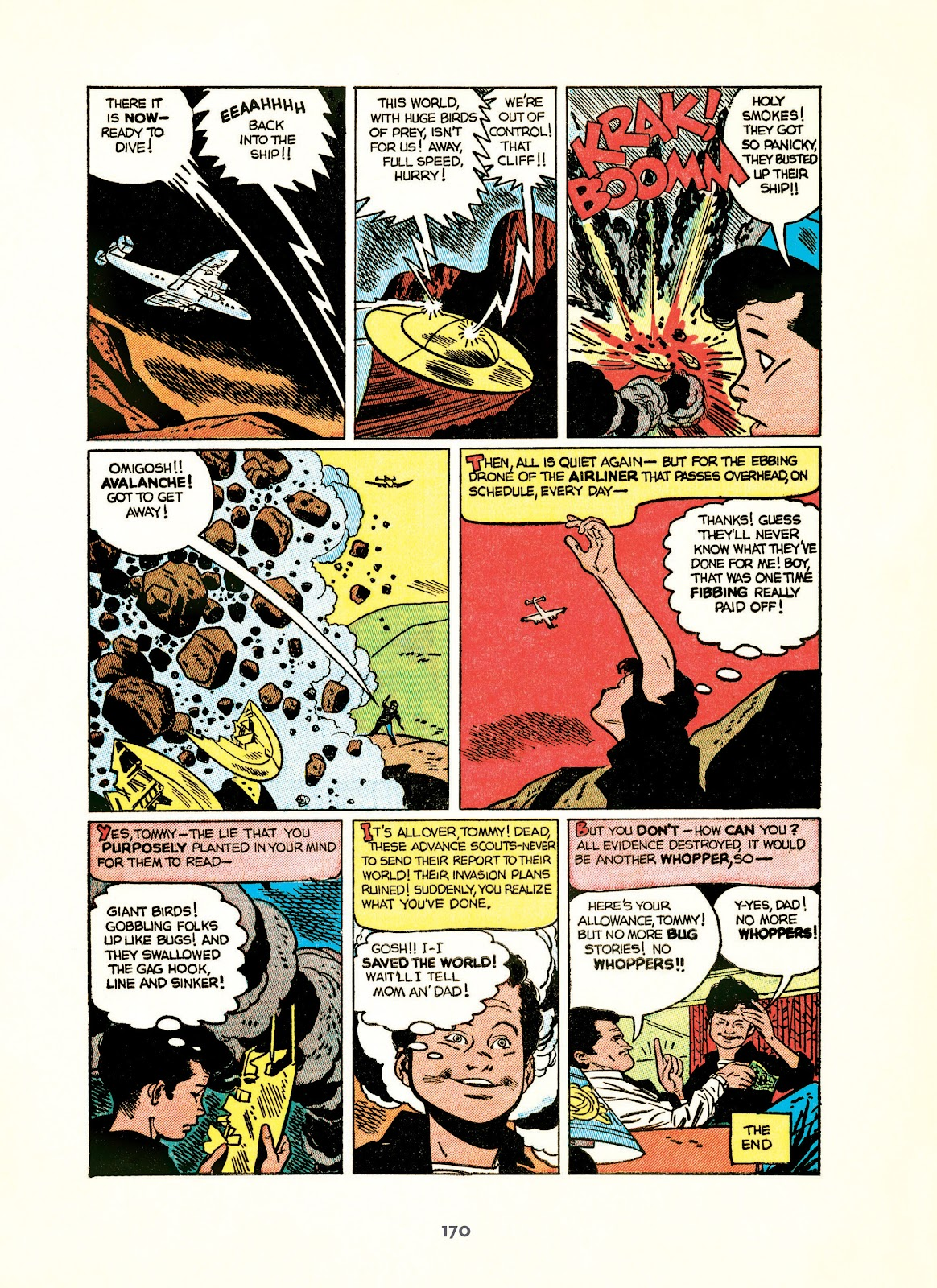 Read online Setting the Standard: Comics by Alex Toth 1952-1954 comic -  Issue # TPB (Part 2) - 71