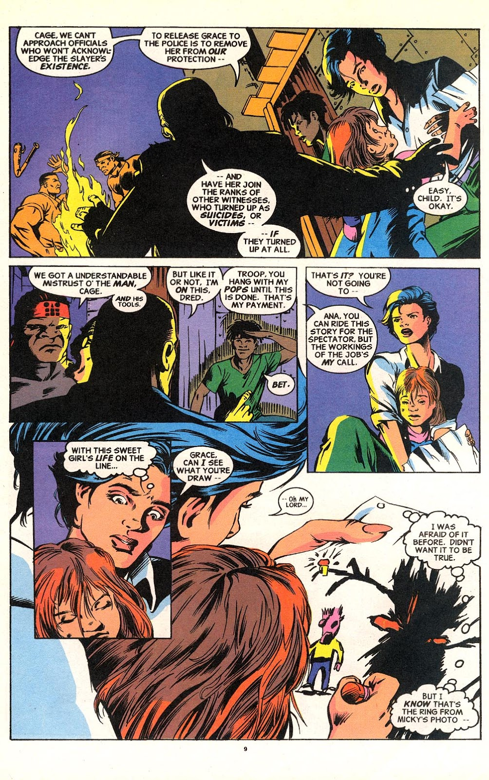 Cage (1992) issue 18 - Page 8