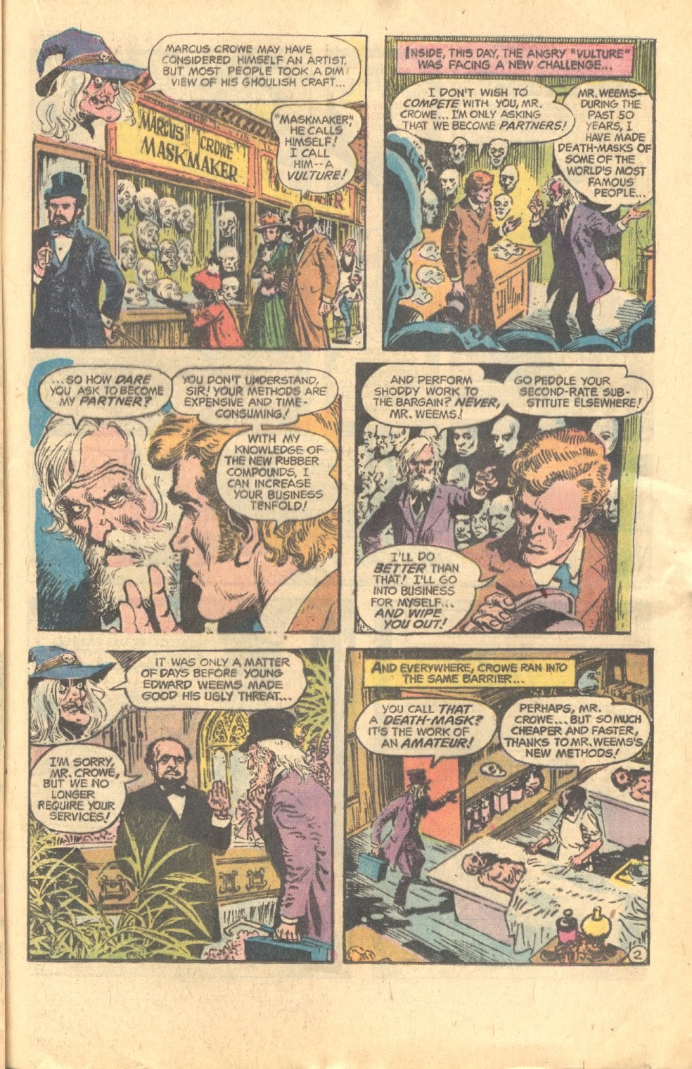 The Witching Hour (1969) issue 60 - Page 19