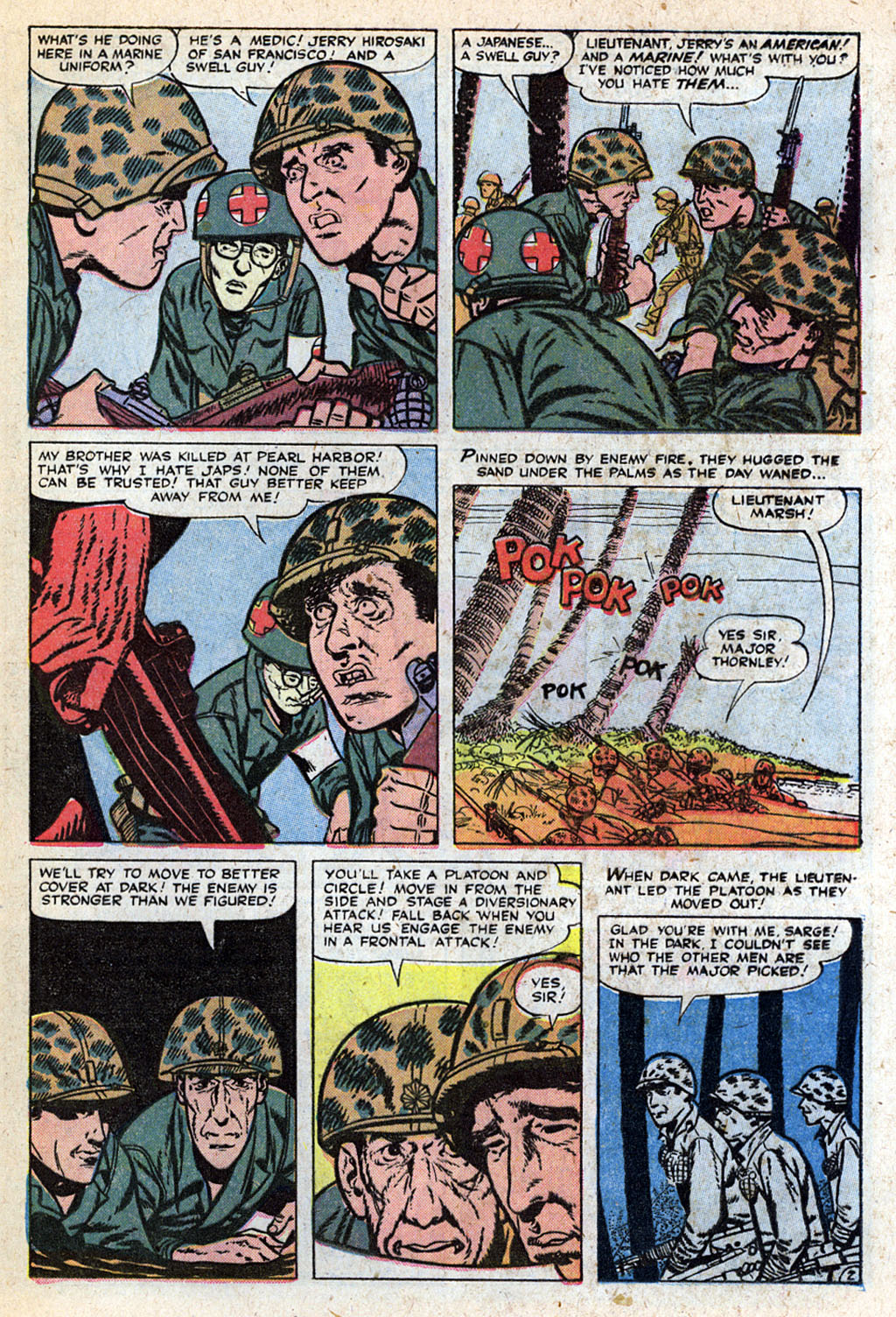 Marines in Action issue 8 - Page 21