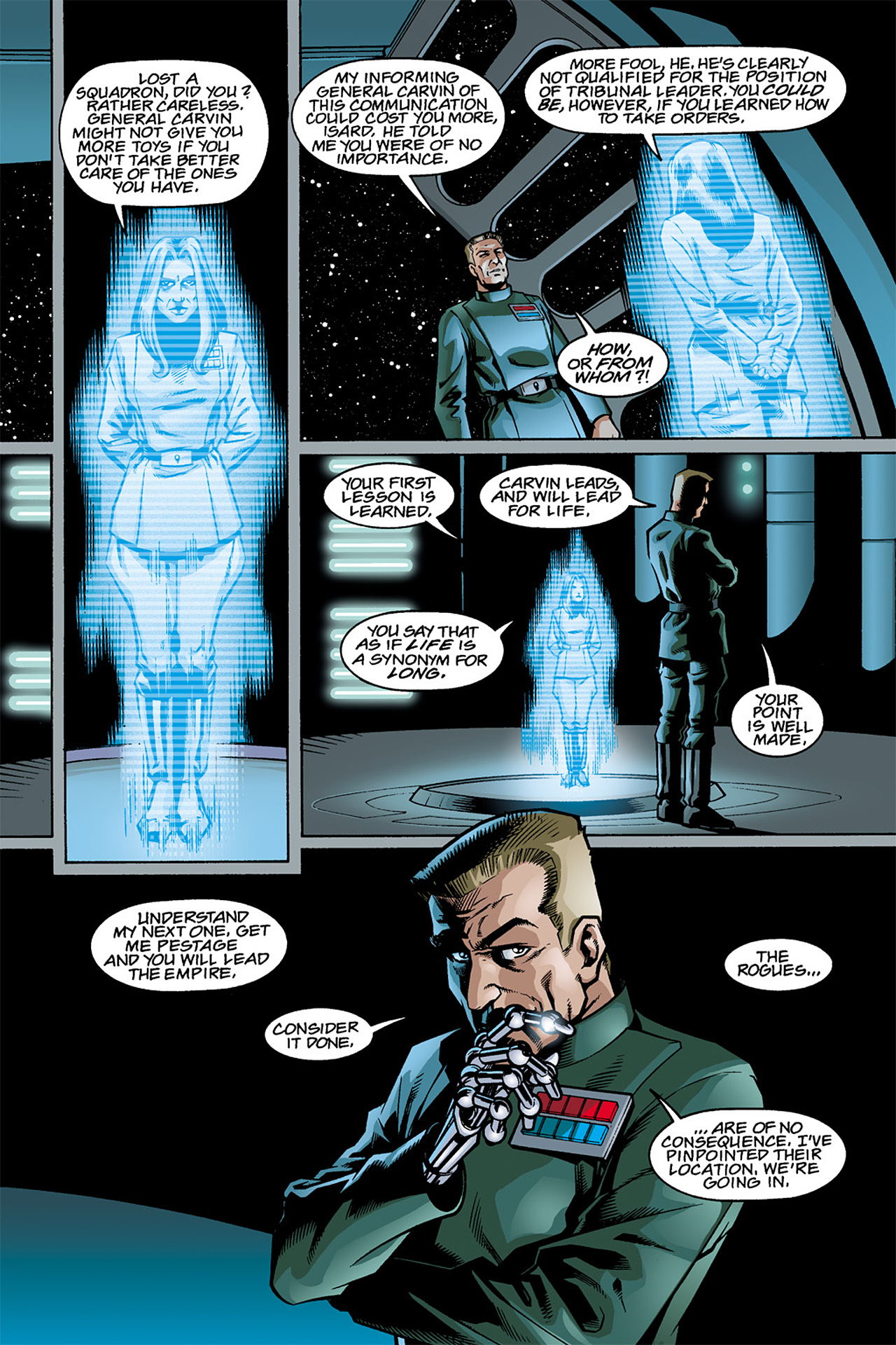 Read online Star Wars Omnibus comic -  Issue # Vol. 3 - 331