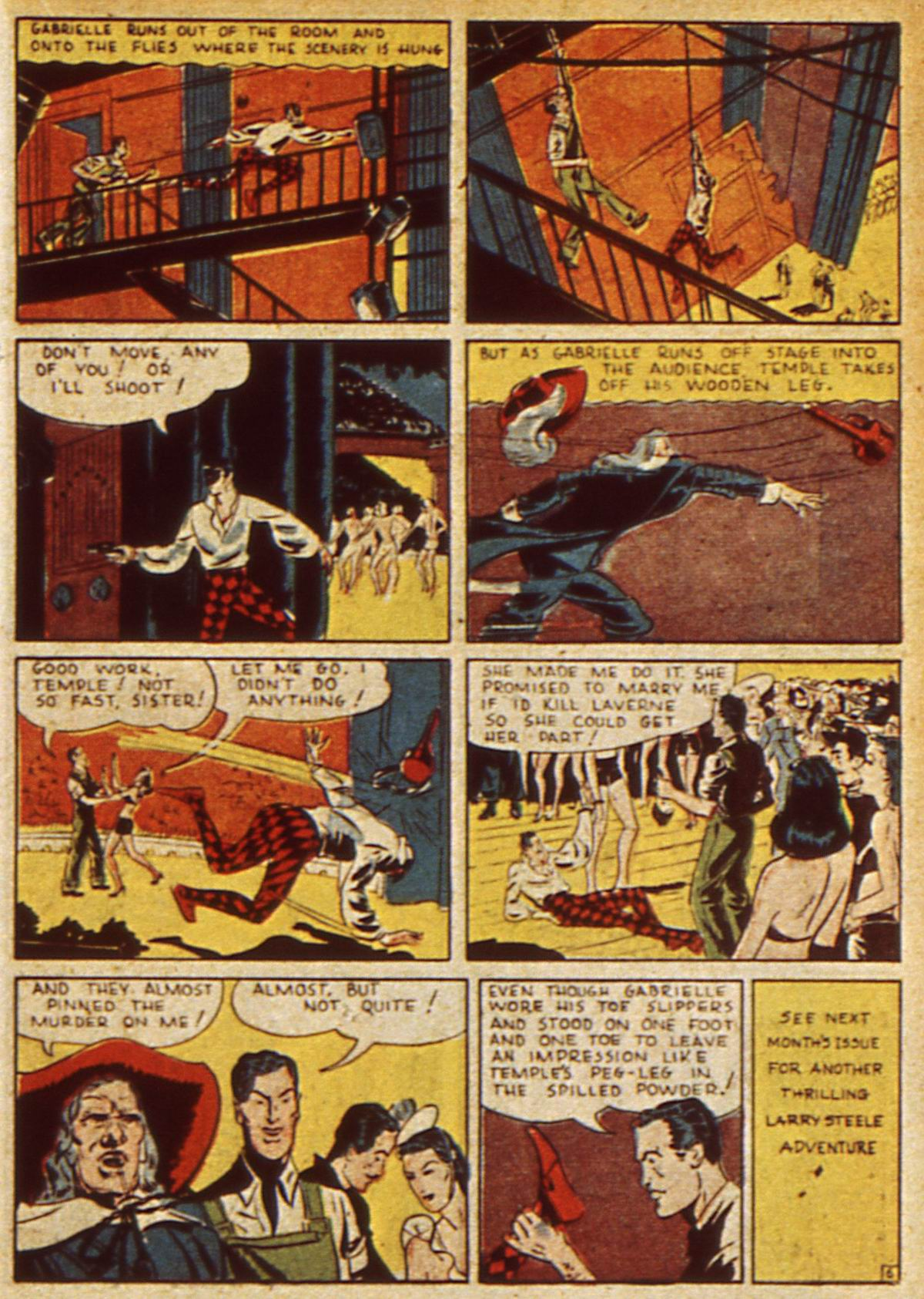 Read online Detective Comics (1937) comic -  Issue #47 - 29