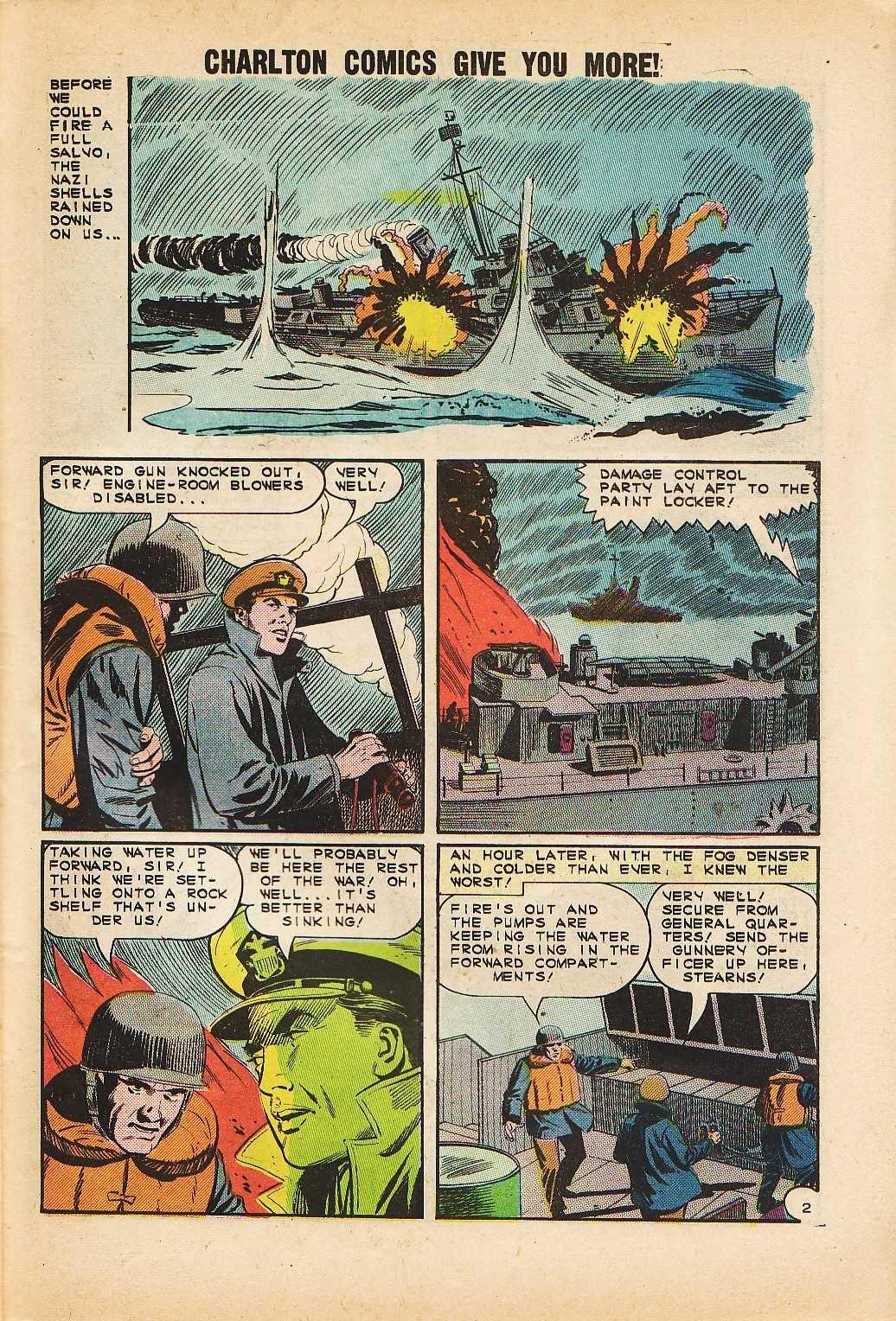 Read online Fightin' Navy comic -  Issue #116 - 27