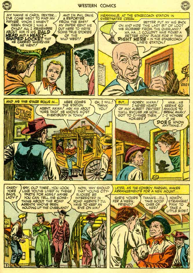 Western Comics issue 23 - Page 43