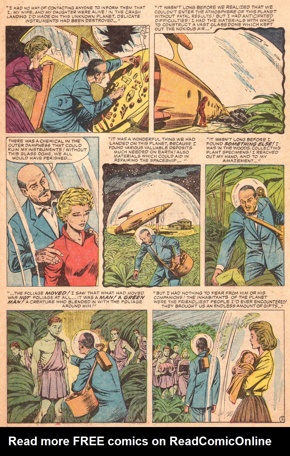 Journey Into Unknown Worlds (1950) issue 38 - Page 28