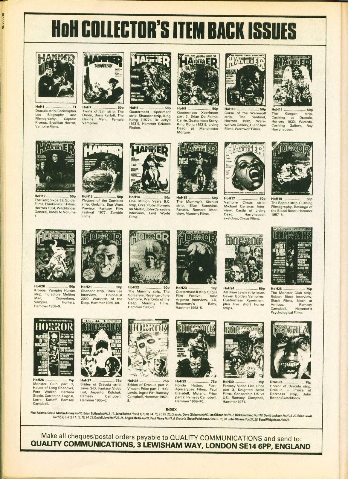 Warrior Issue #26 #27 - English 40
