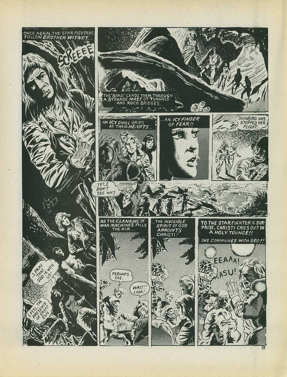 Star Fighters issue 4 - Page 20