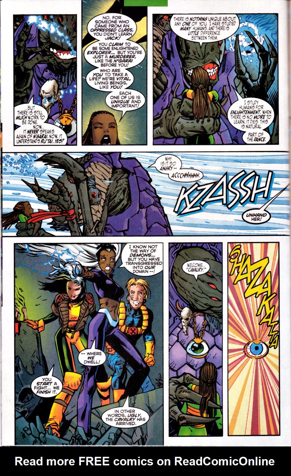 X-Men (1991) 75 Page 27
