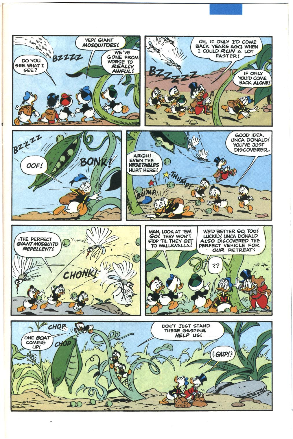 Read online Uncle Scrooge (1953) comic -  Issue #285 - 23