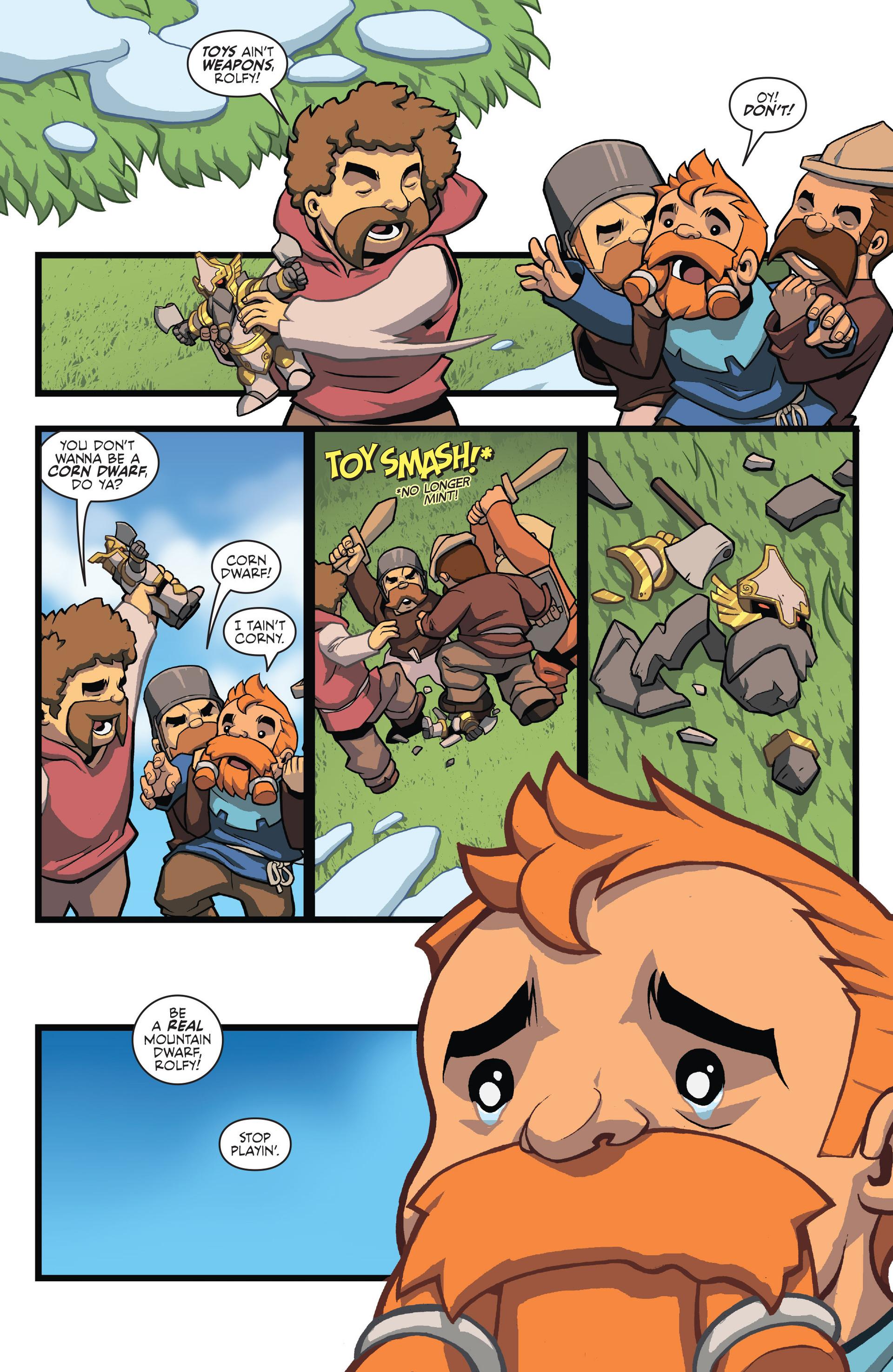 Read online Skullkickers comic -  Issue #26 - 14