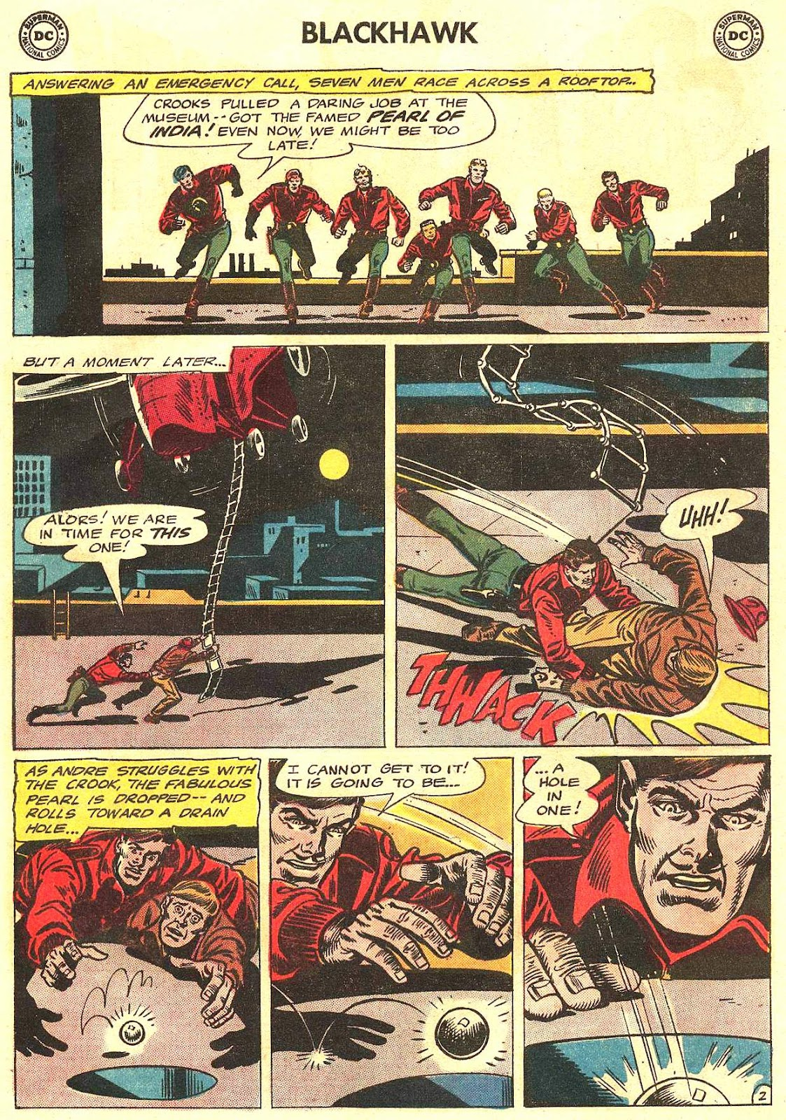 Blackhawk (1957) Issue #201 #94 - English 5