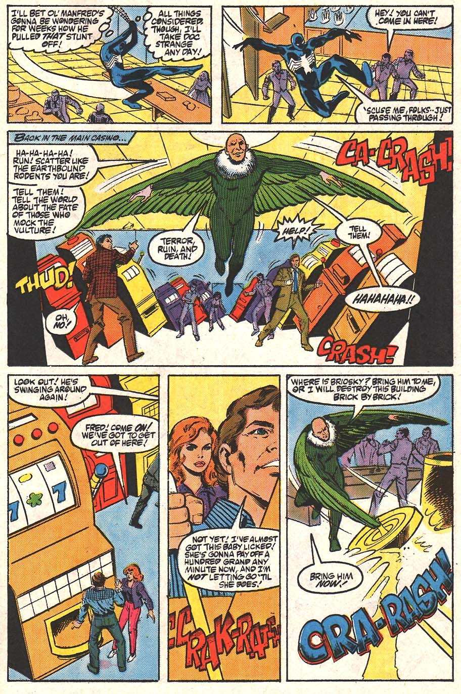 Web of Spider-Man (1985) Issue #24 #34 - English 16