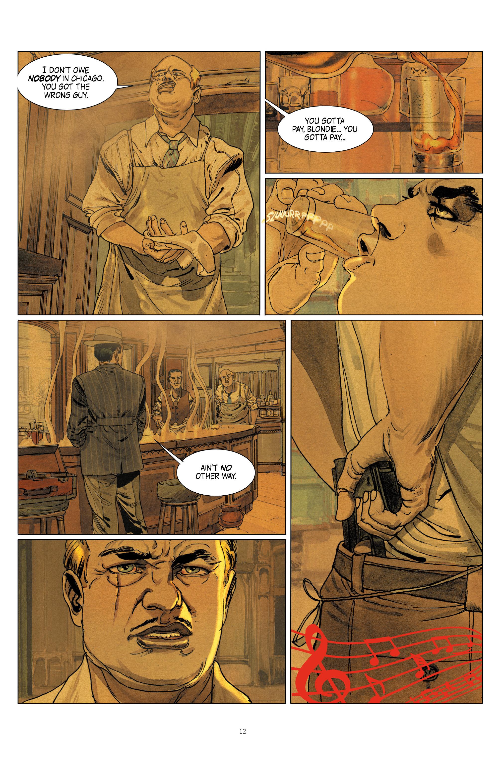 Read online Triggerman comic -  Issue #1 - 17