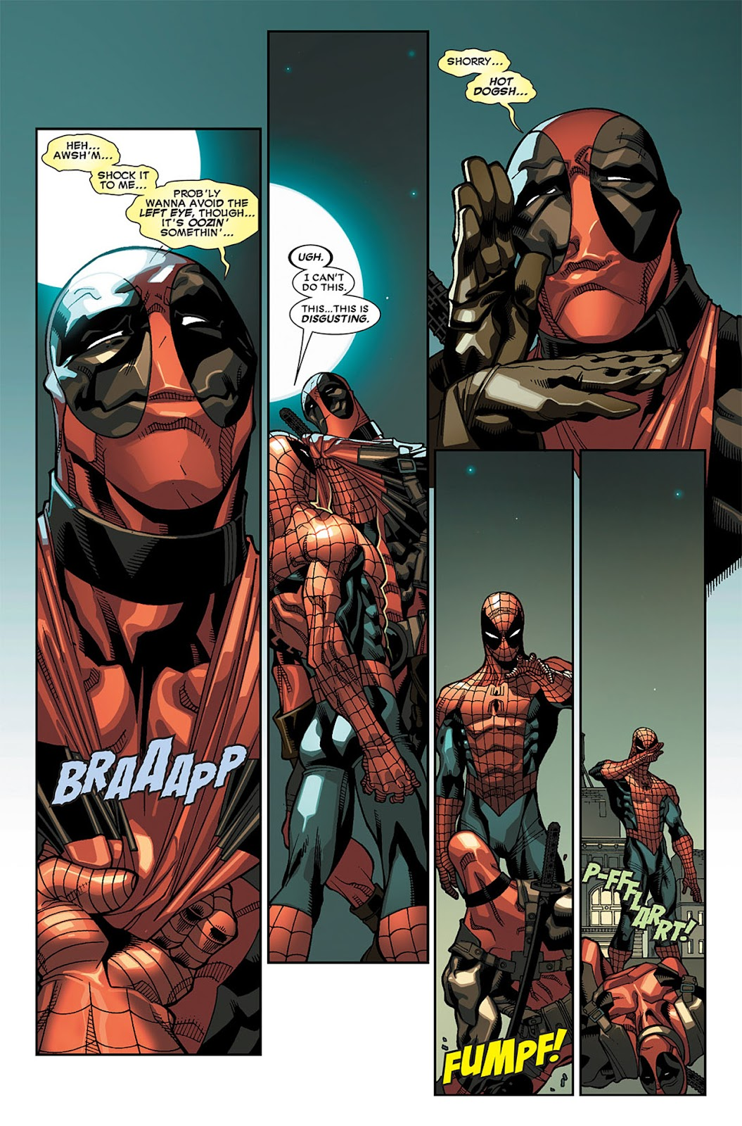 Read online Deadpool (2008) comic -  Issue #19 - 13