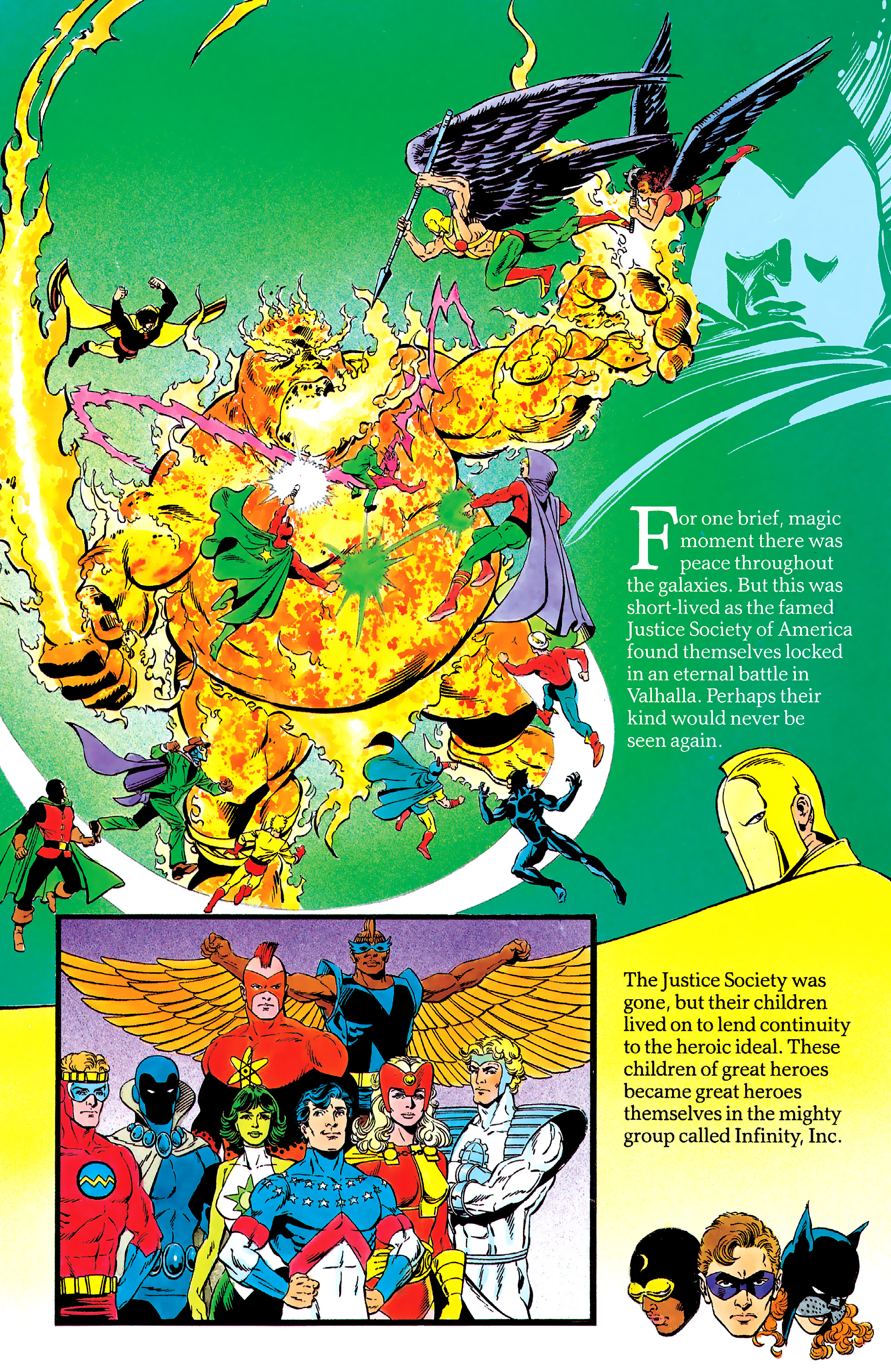 Read online History of the DC Universe comic -  Issue #2 - 39