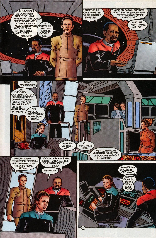 Read online Star Trek: Deep Space Nine (1993) comic -  Issue # _Special 1 - 47