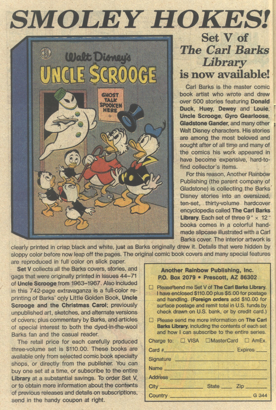 Read online Uncle Scrooge (1953) comic -  Issue #239 - 22