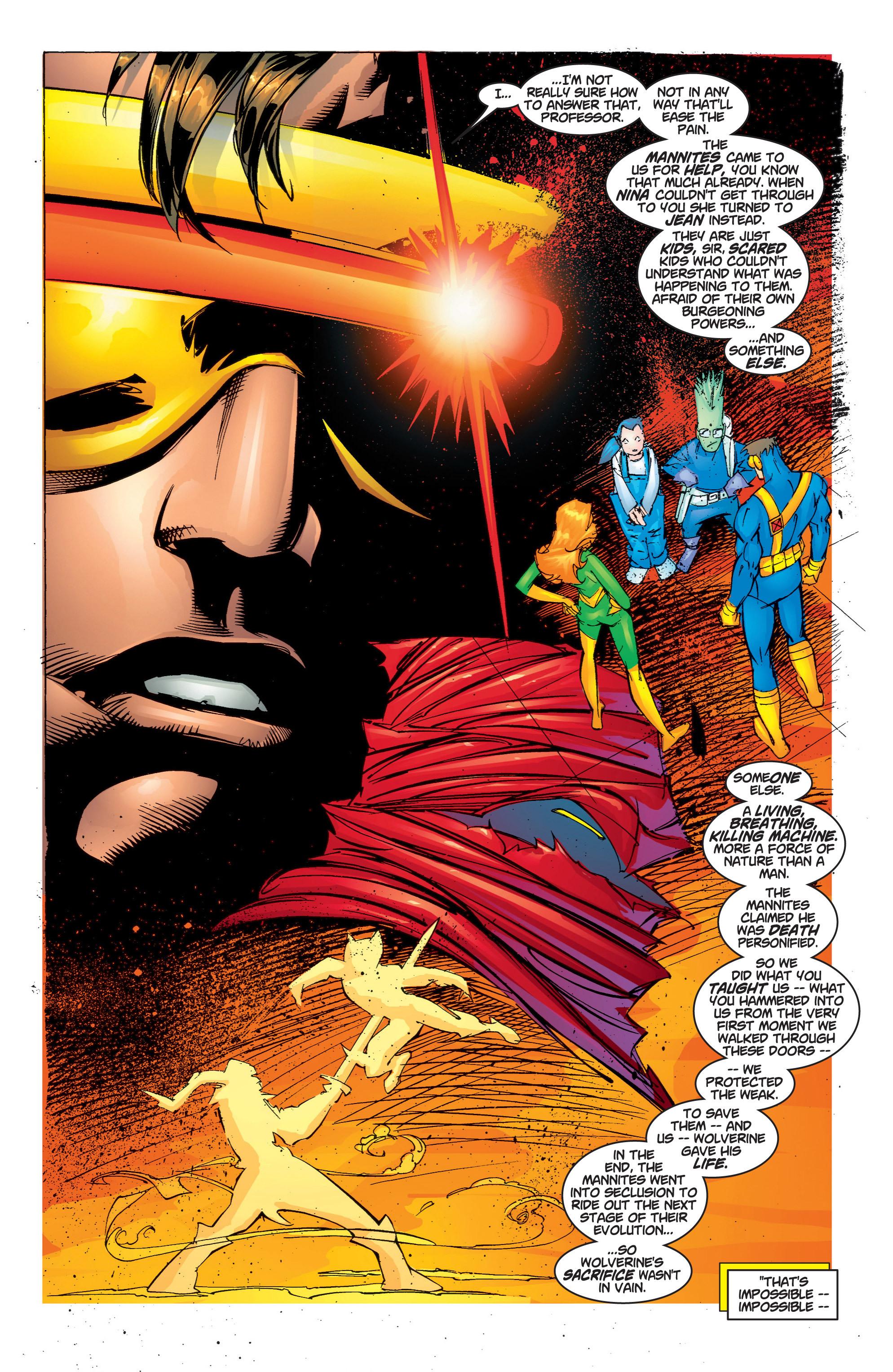 Read online Uncanny X-Men (1963) comic -  Issue #375 - 7