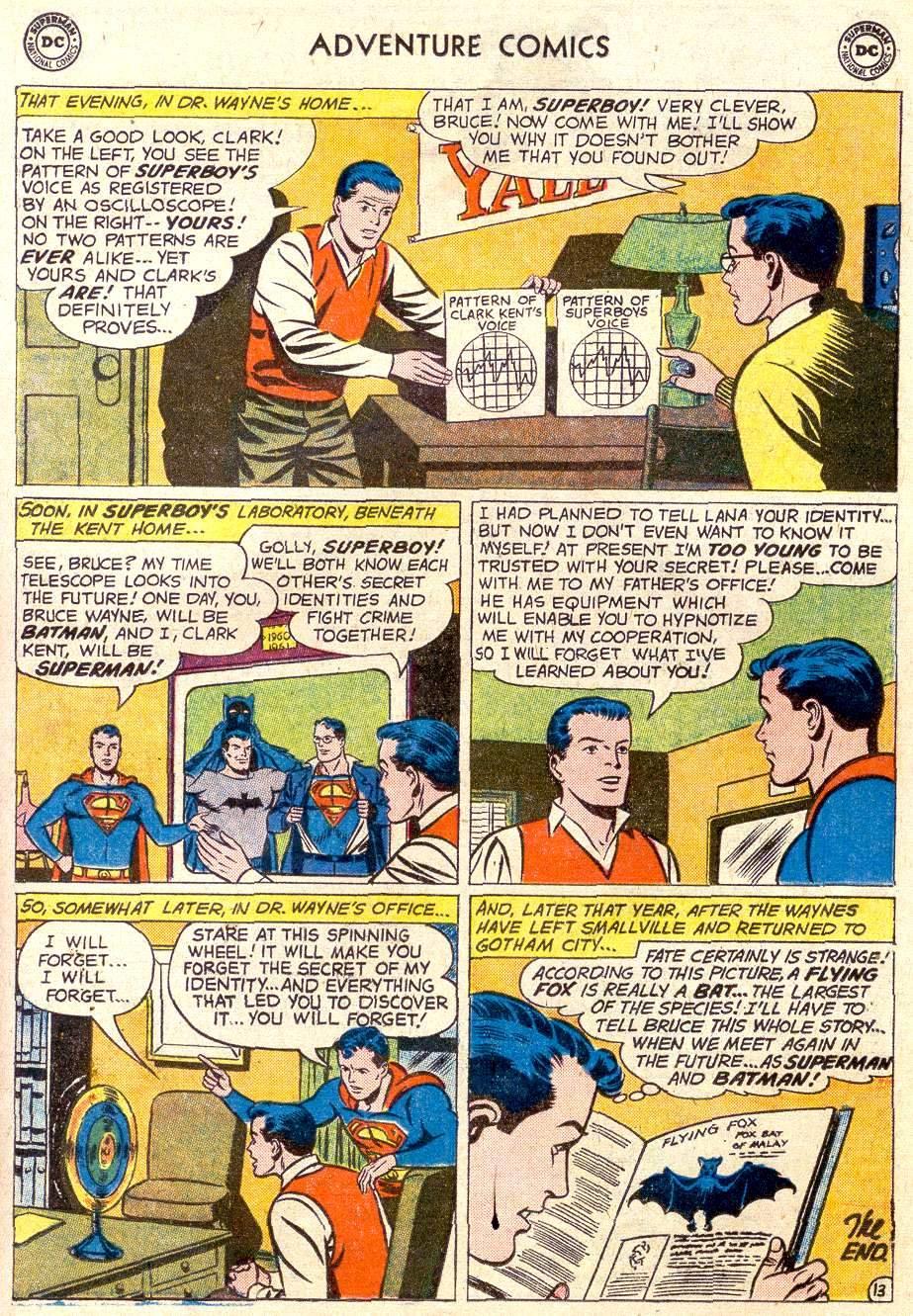 Read online Adventure Comics (1938) comic -  Issue #275 - 15