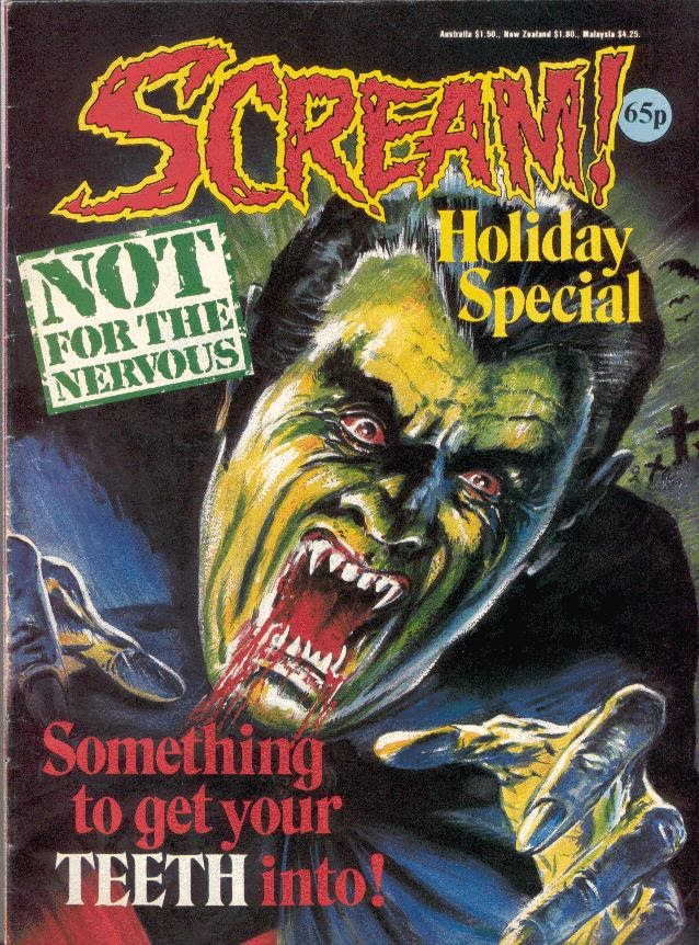 Scream! Holiday Special 2 Page 1