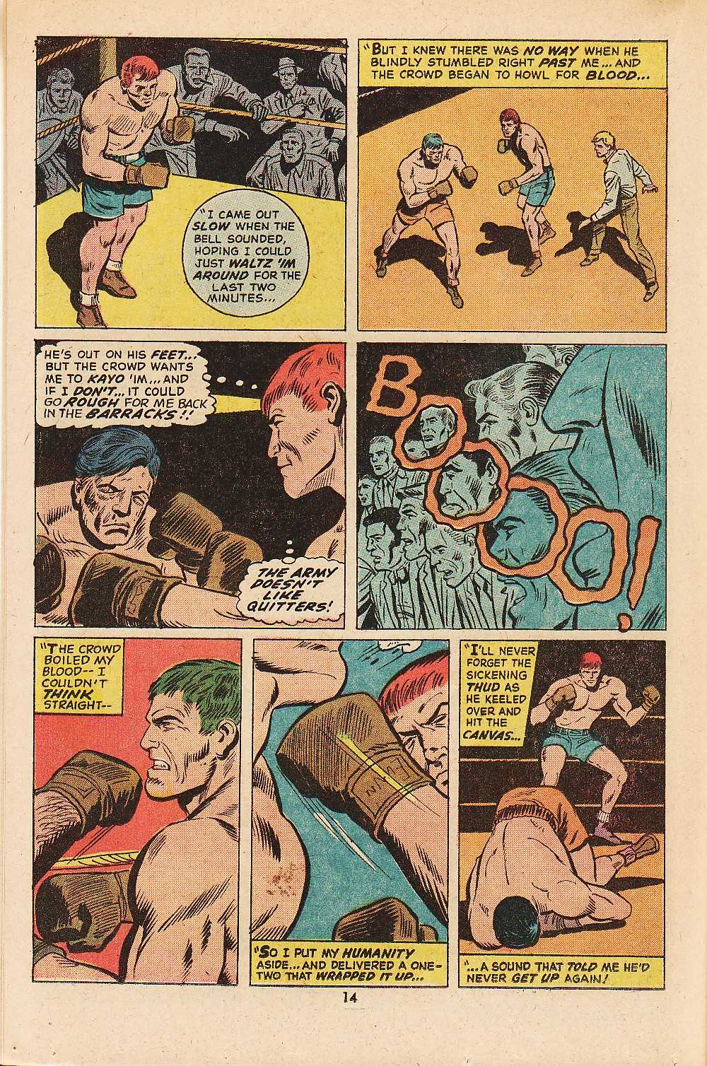 Combat Kelly (1972) issue 3 - Page 16