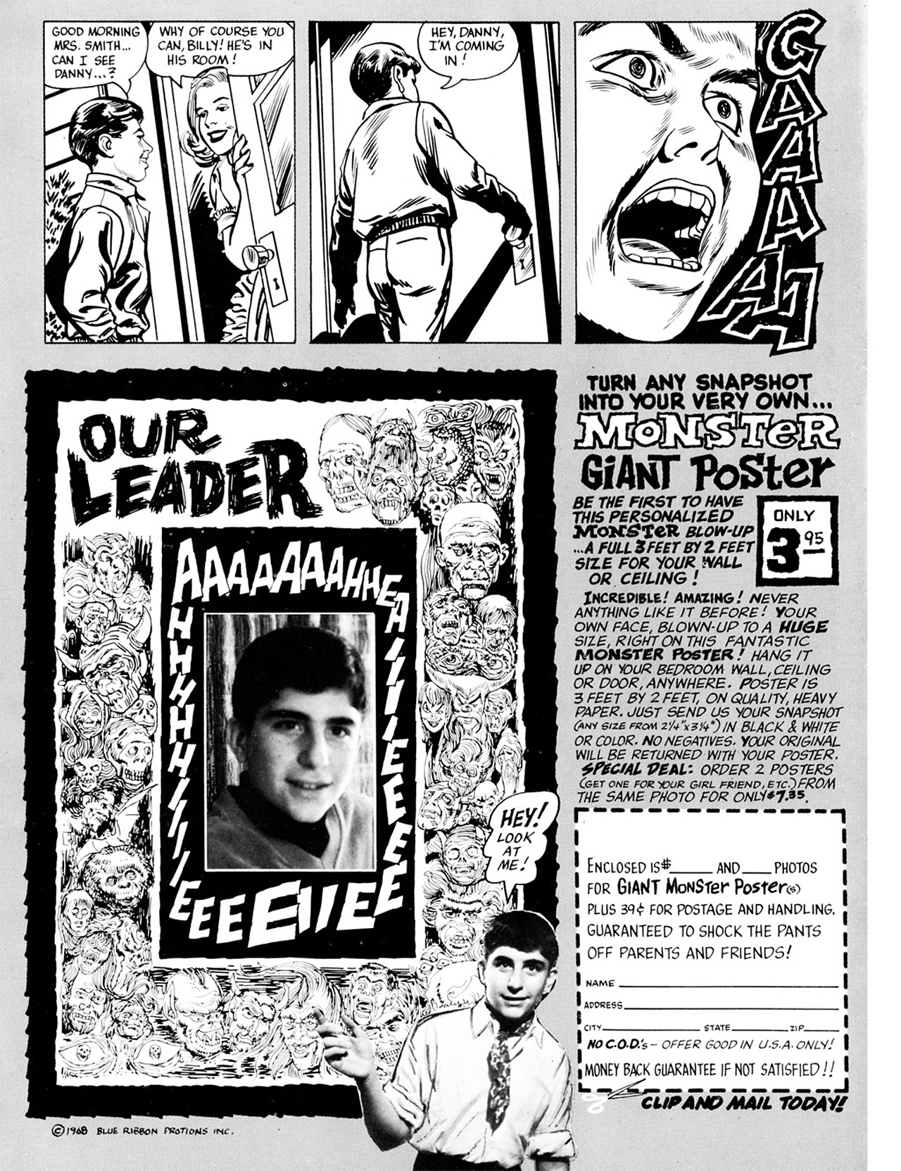 Read online Eerie Archives comic -  Issue # TPB 4 - 184