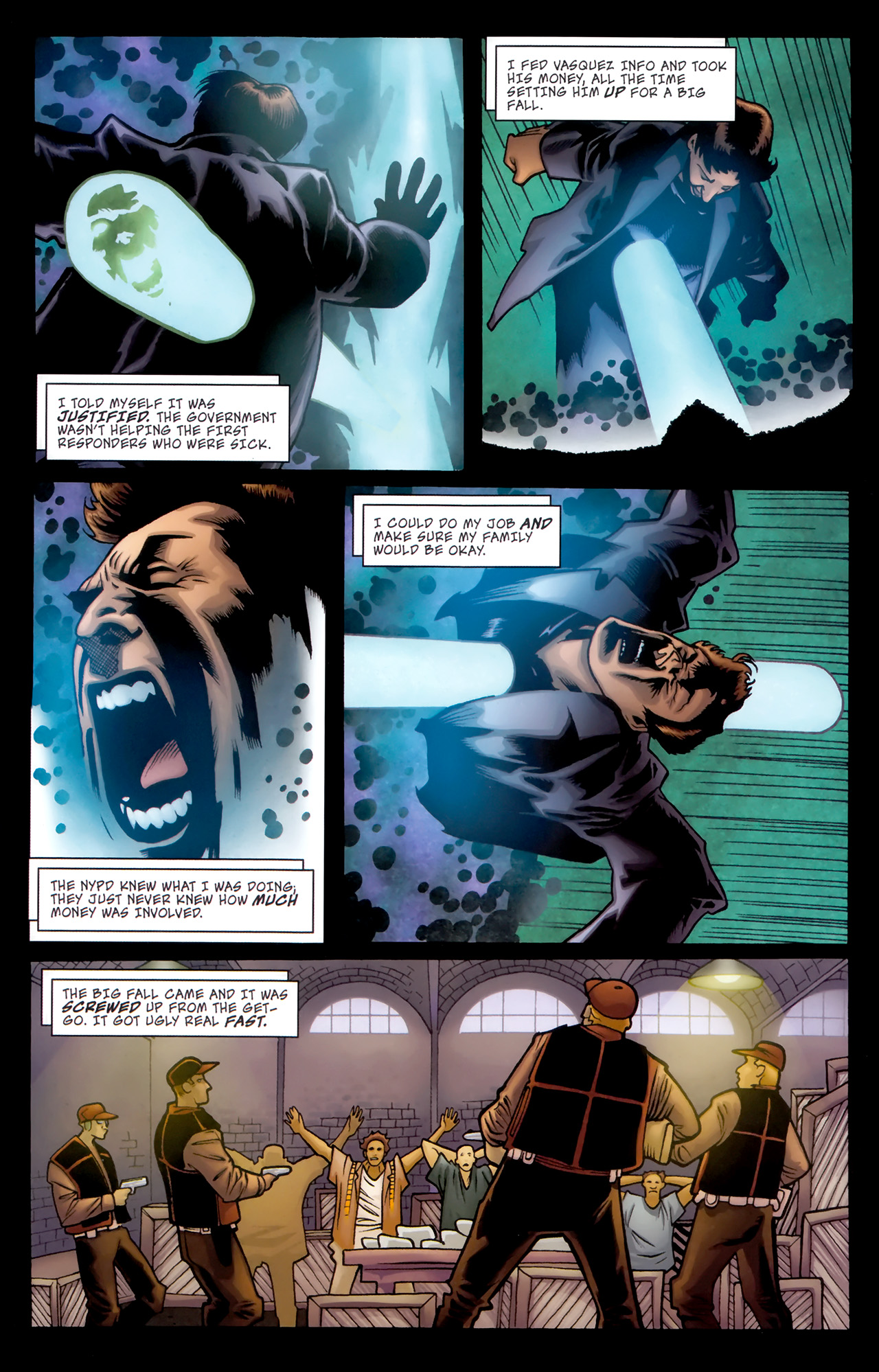 Read online The Grim Ghost comic -  Issue #5 - 15