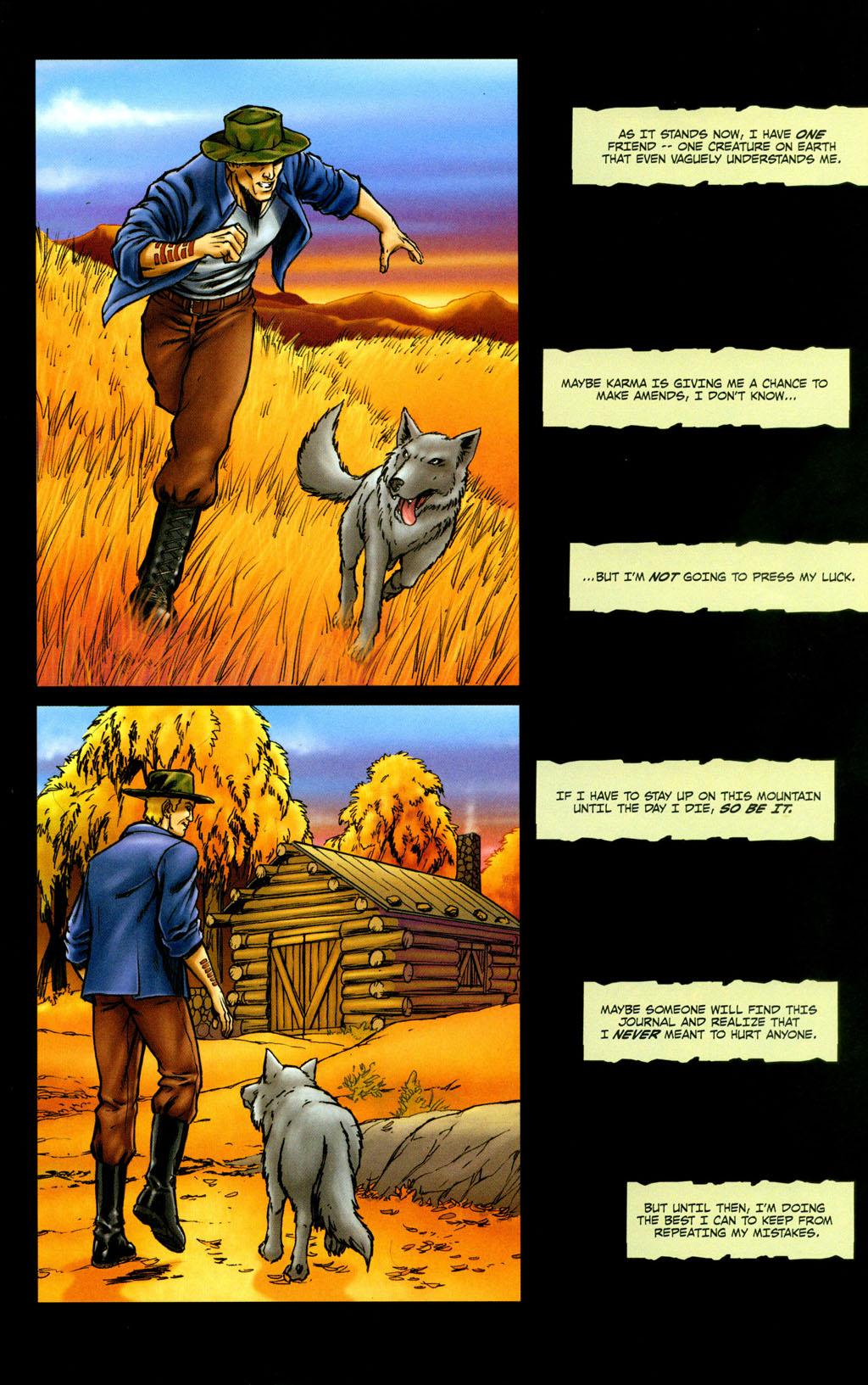 Read online Snake Eyes: Declassified comic -  Issue #5 - 19