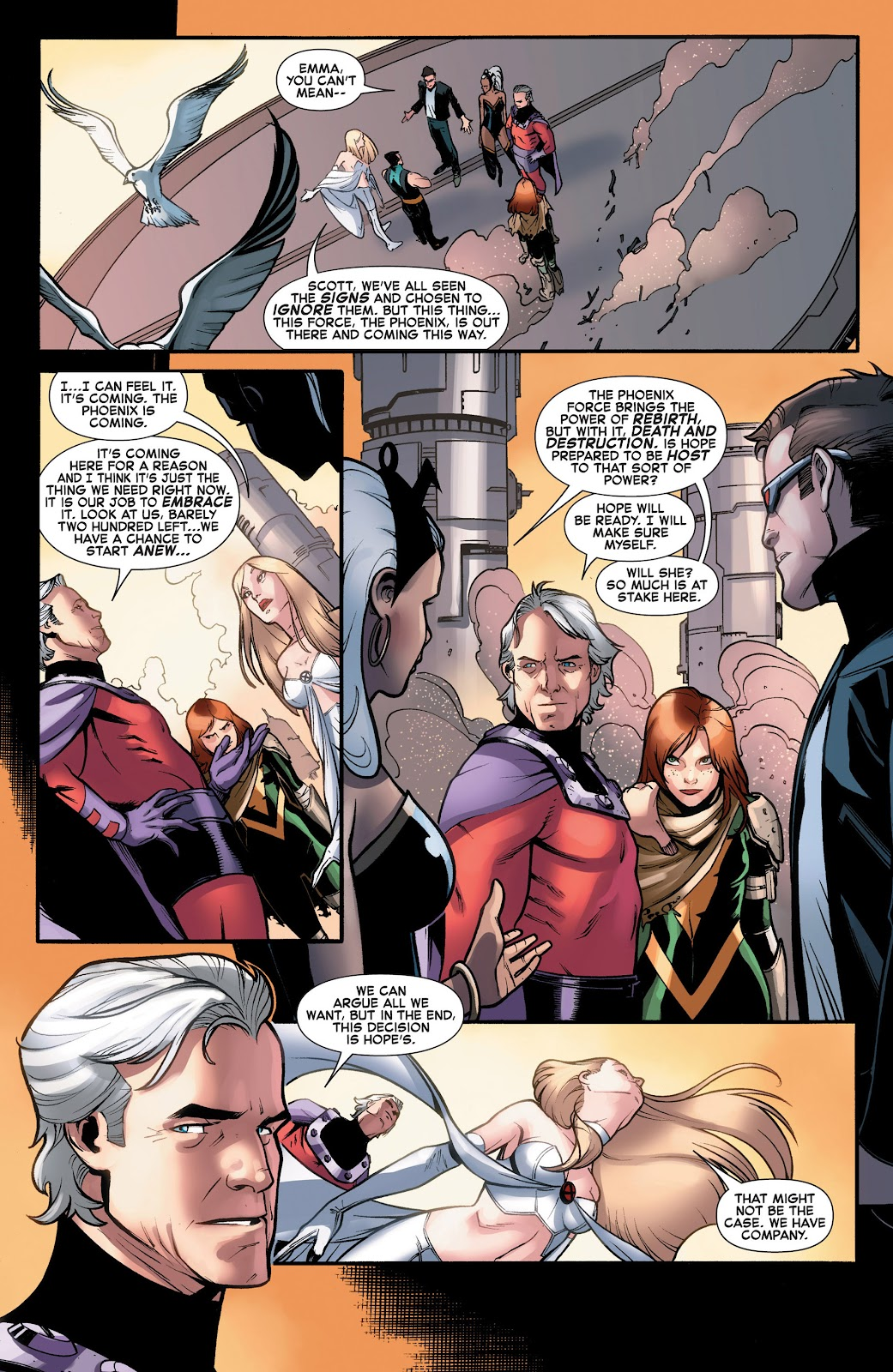 Read online What If? AvX comic -  Issue #1 - 12