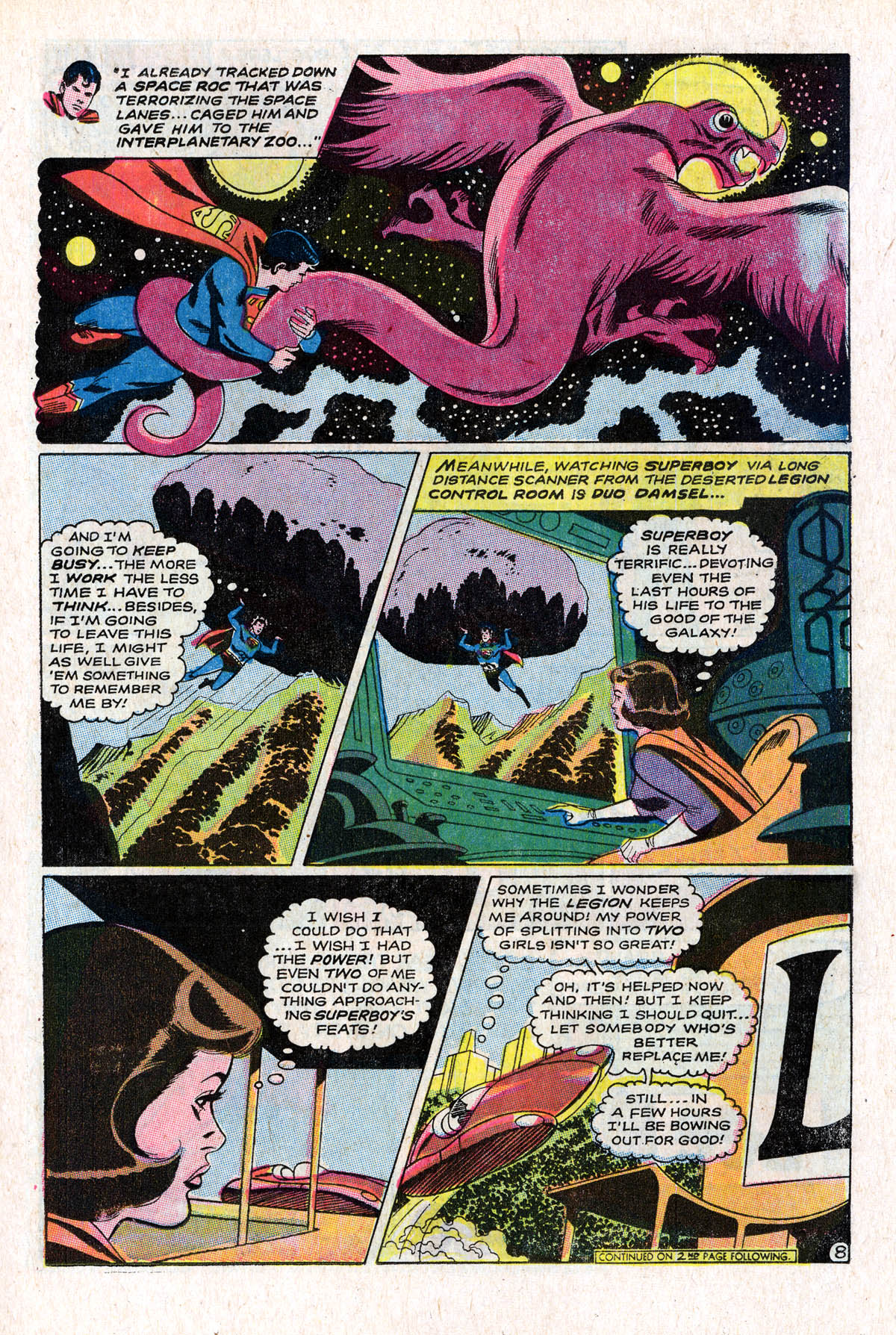 Read online Adventure Comics (1938) comic -  Issue #378 - 11