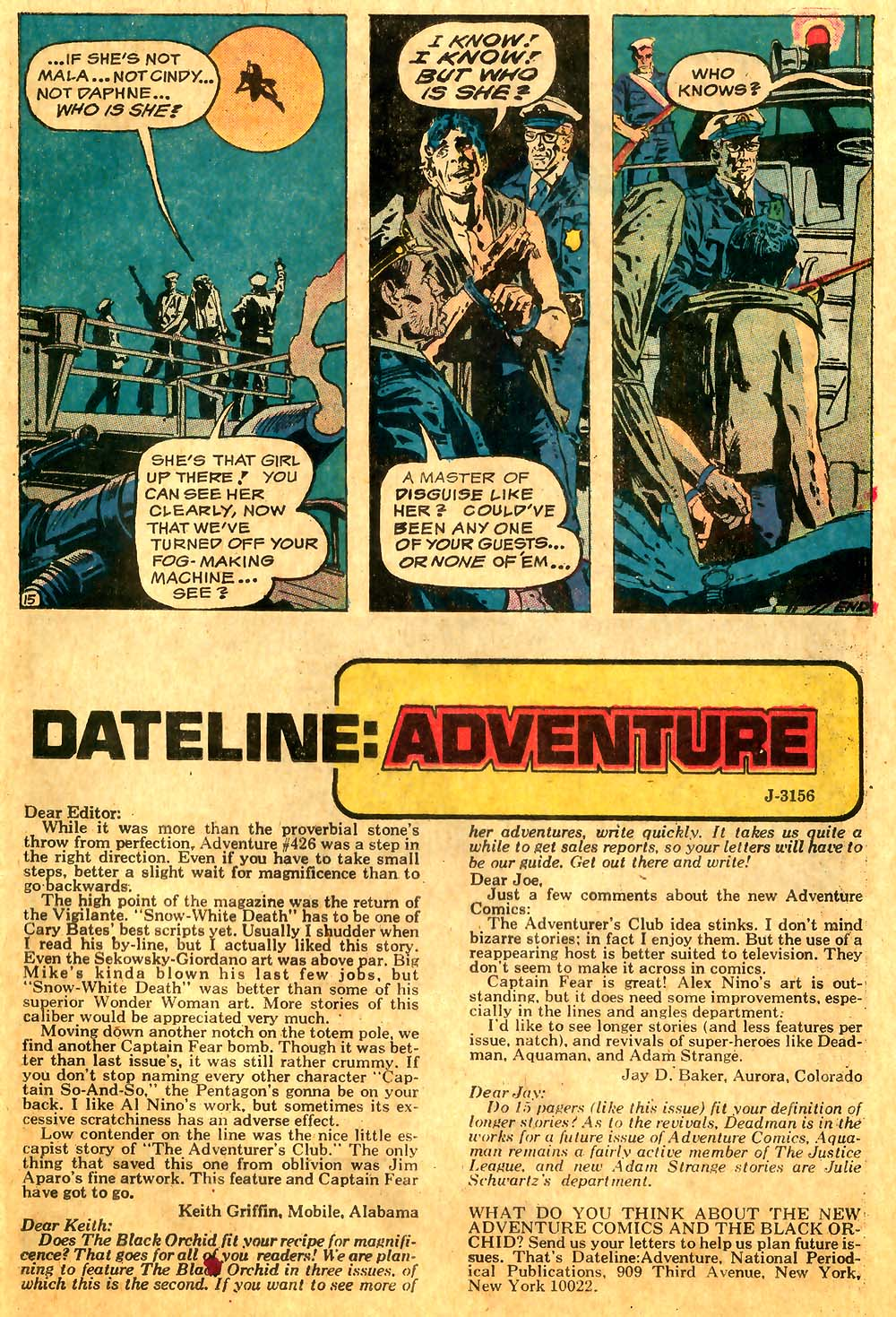 Read online Adventure Comics (1938) comic -  Issue #429 - 21