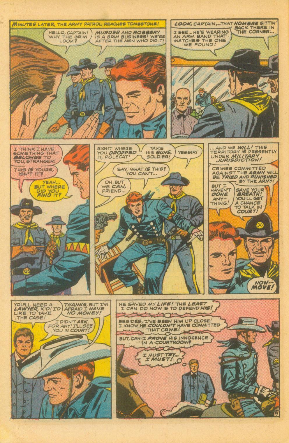 Read online Two-Gun Kid comic -  Issue #85 - 11