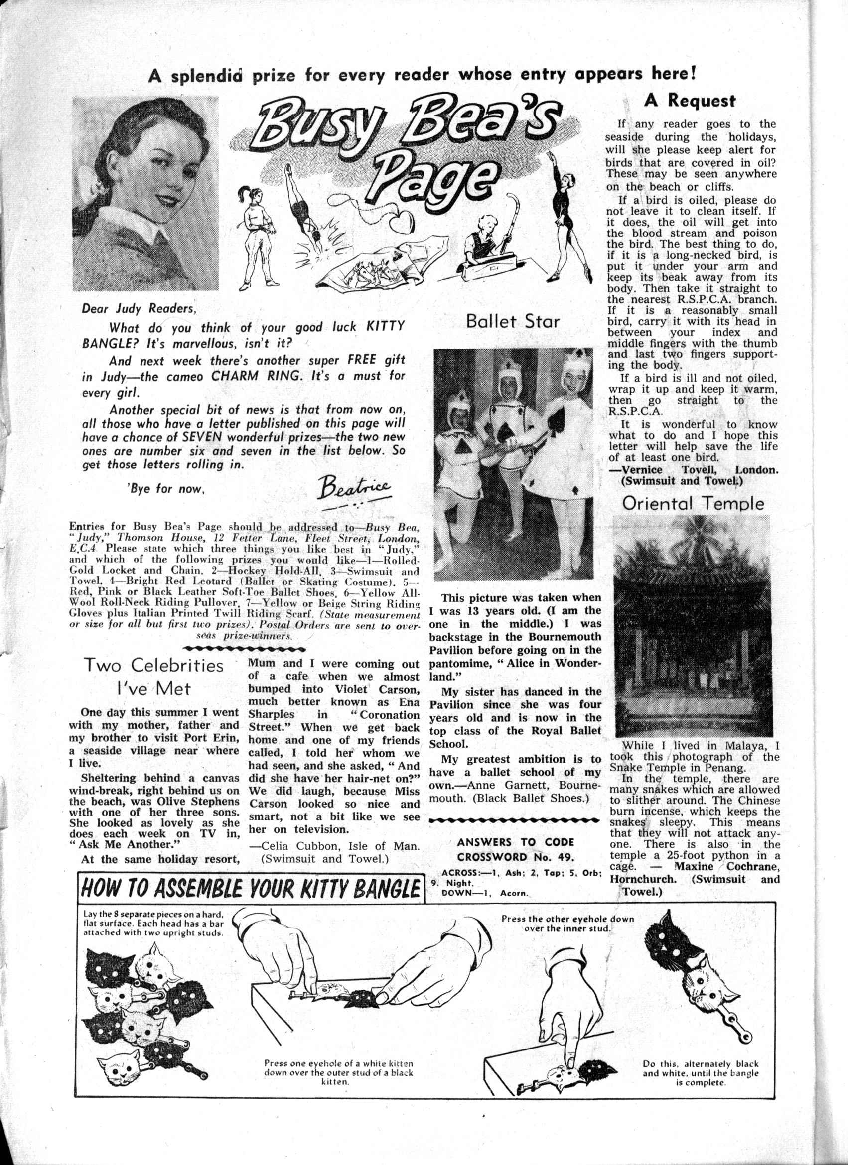 Read online Judy comic -  Issue #158 - 2