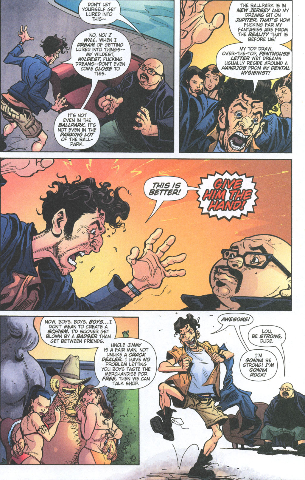 Read online Caper comic -  Issue #11 - 17
