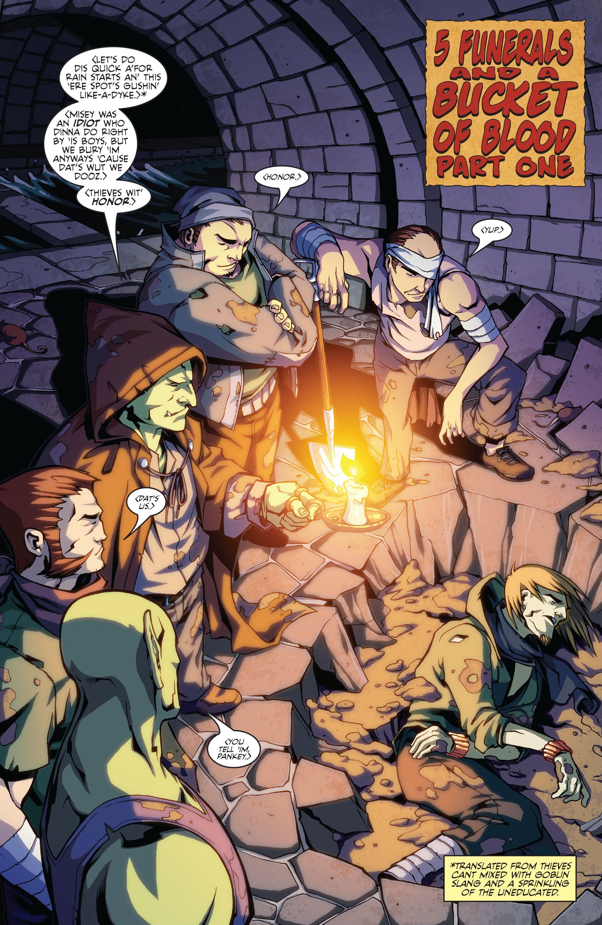 Read online Skullkickers comic -  Issue #7 - 5
