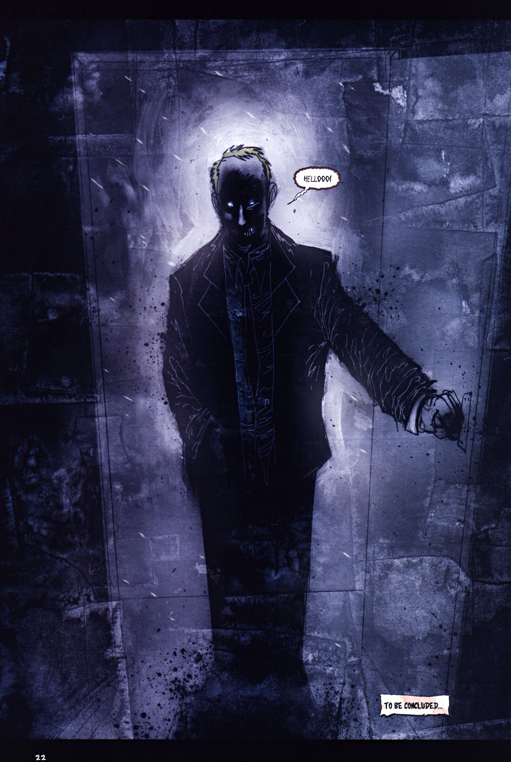 Read online 30 Days of Night: Return to Barrow comic -  Issue #5 - 23