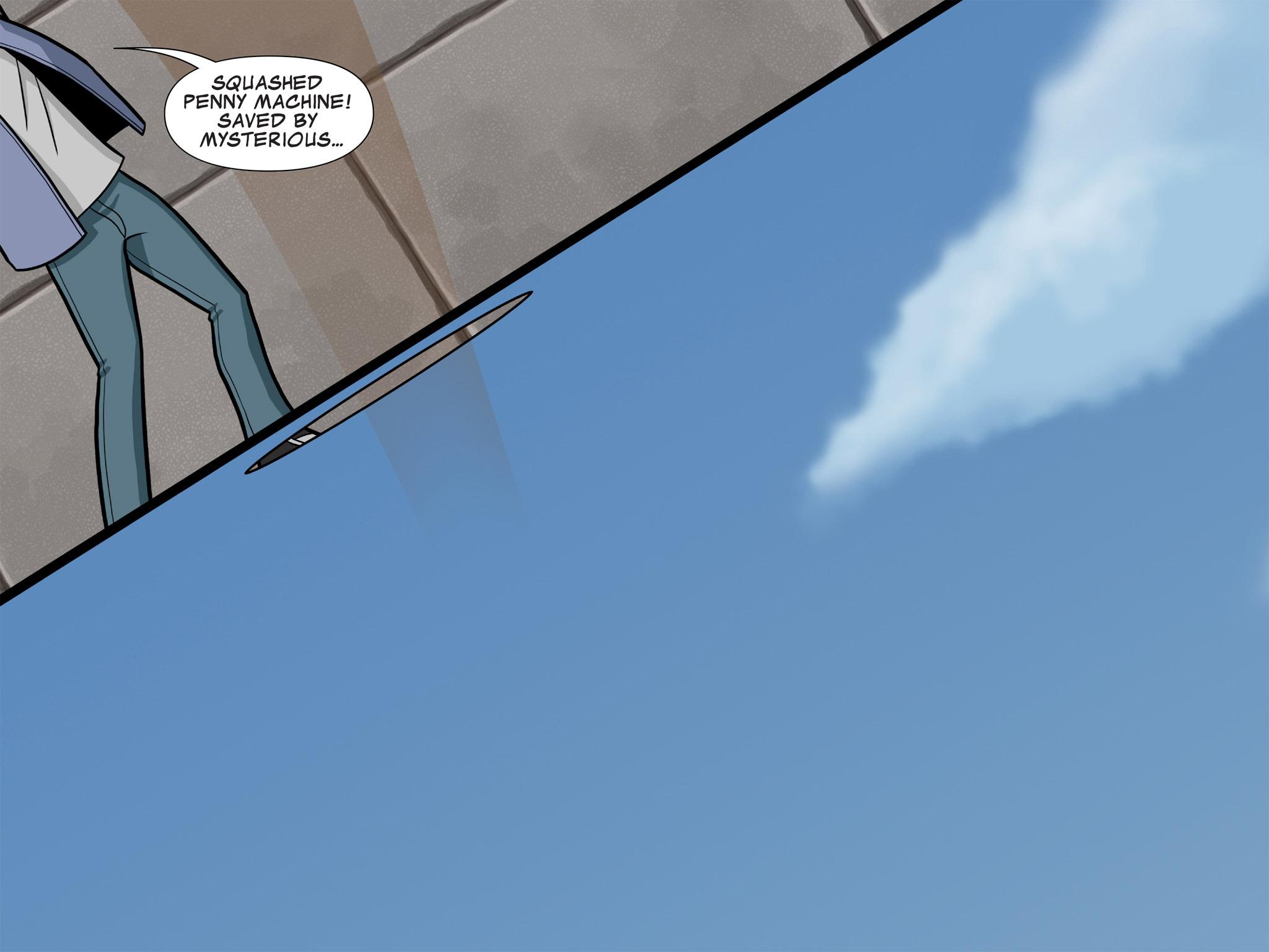 Read online Ultimate Spider-Man (Infinite Comics) (2015) comic -  Issue #7 - 22